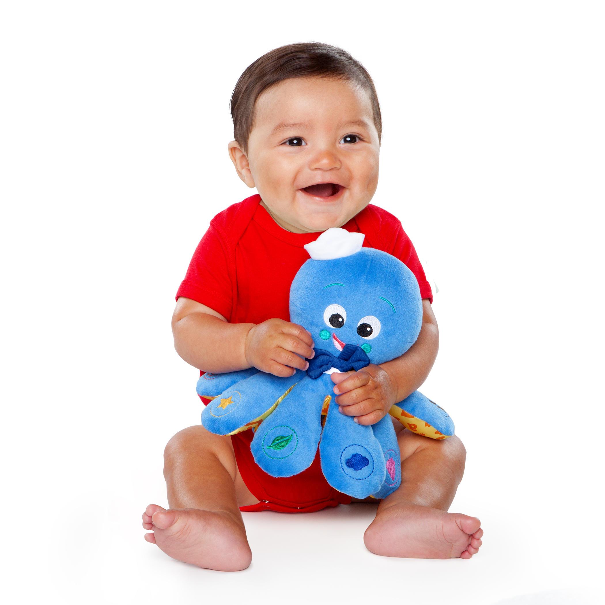 Octoplush™ Plush Toy
