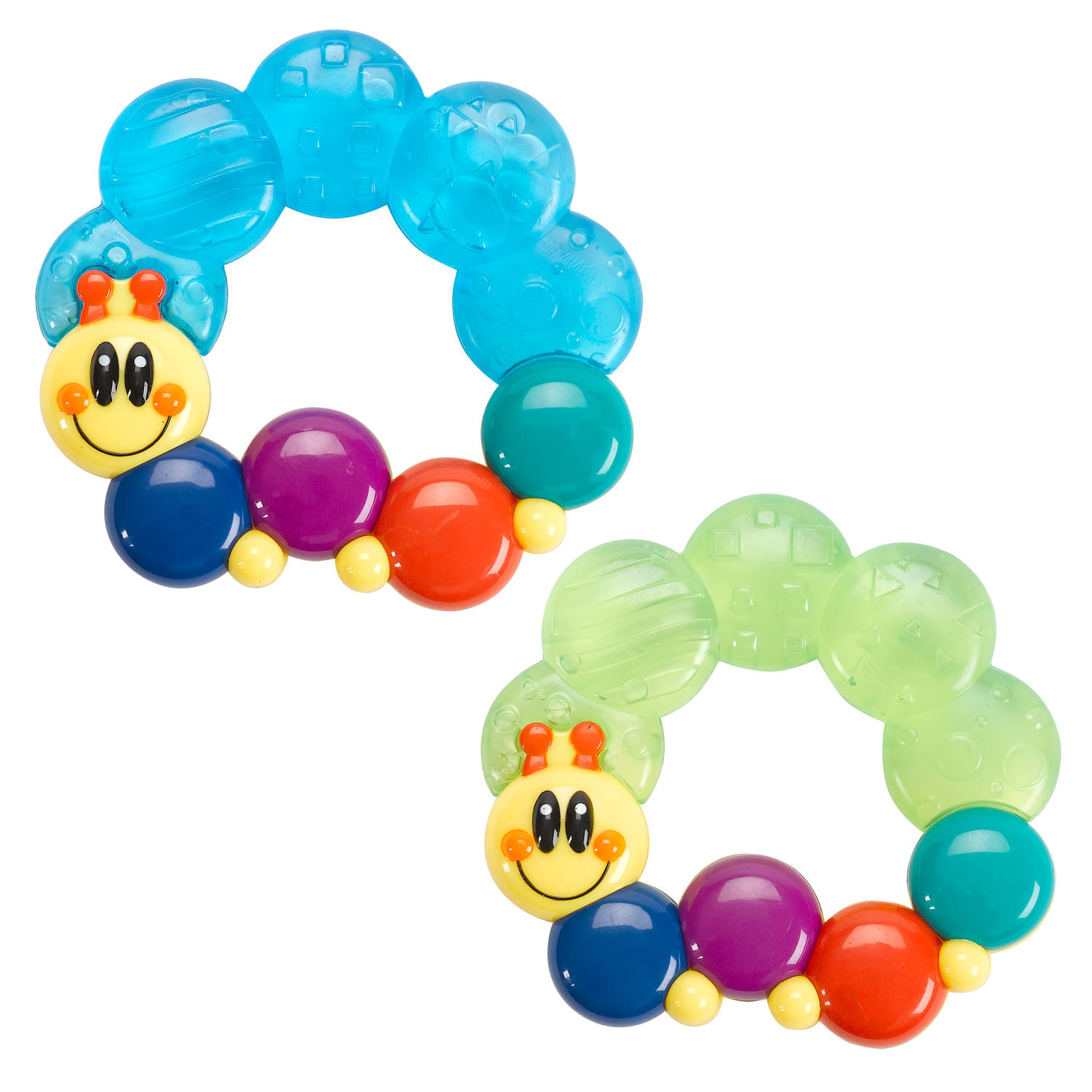Caterpillar Rattle & Teethe™ Toy