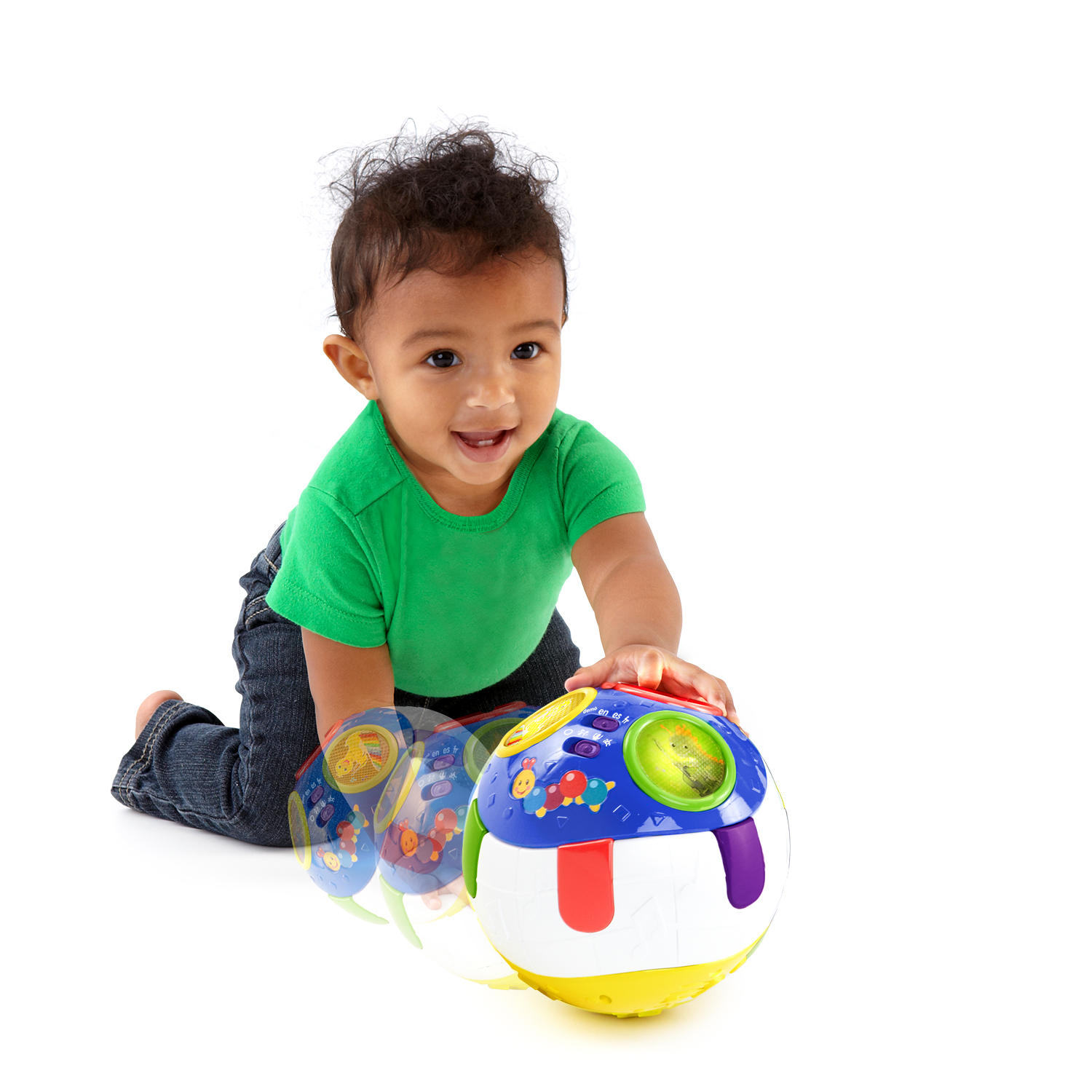Roll & Explore Symphony Ball™ Toy