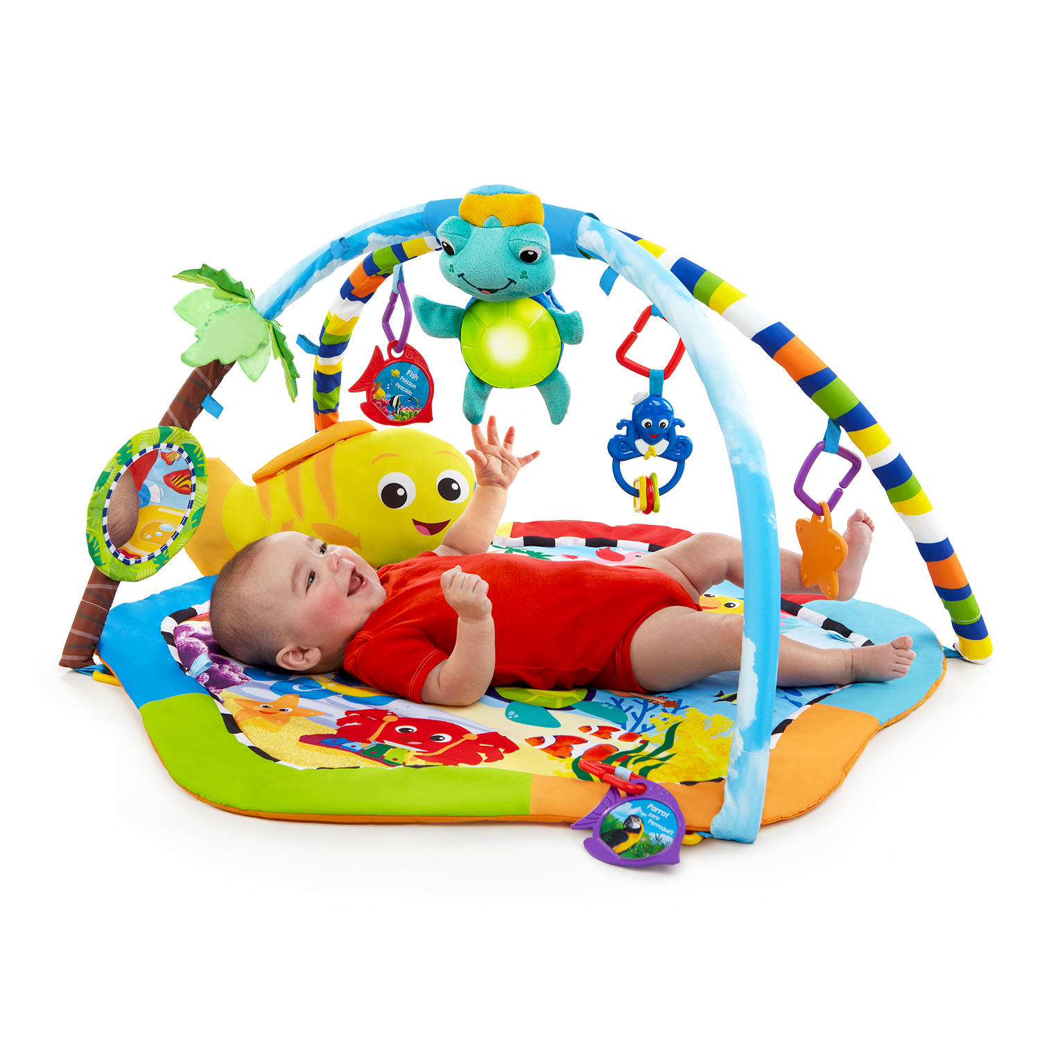 Rhythm of the Reef Play Gym™