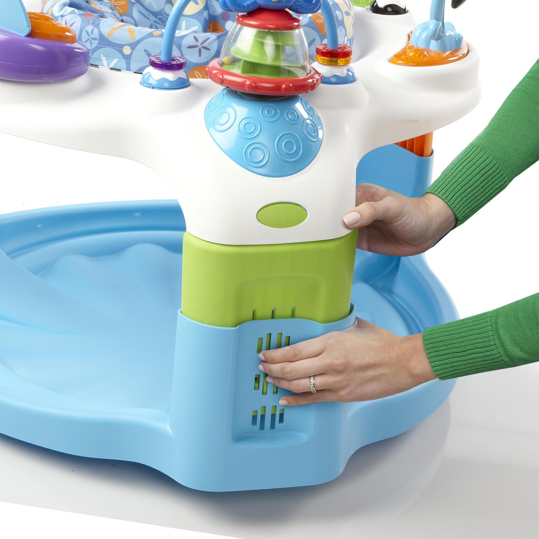Baby Neptune Deluxe Activity Saucer™