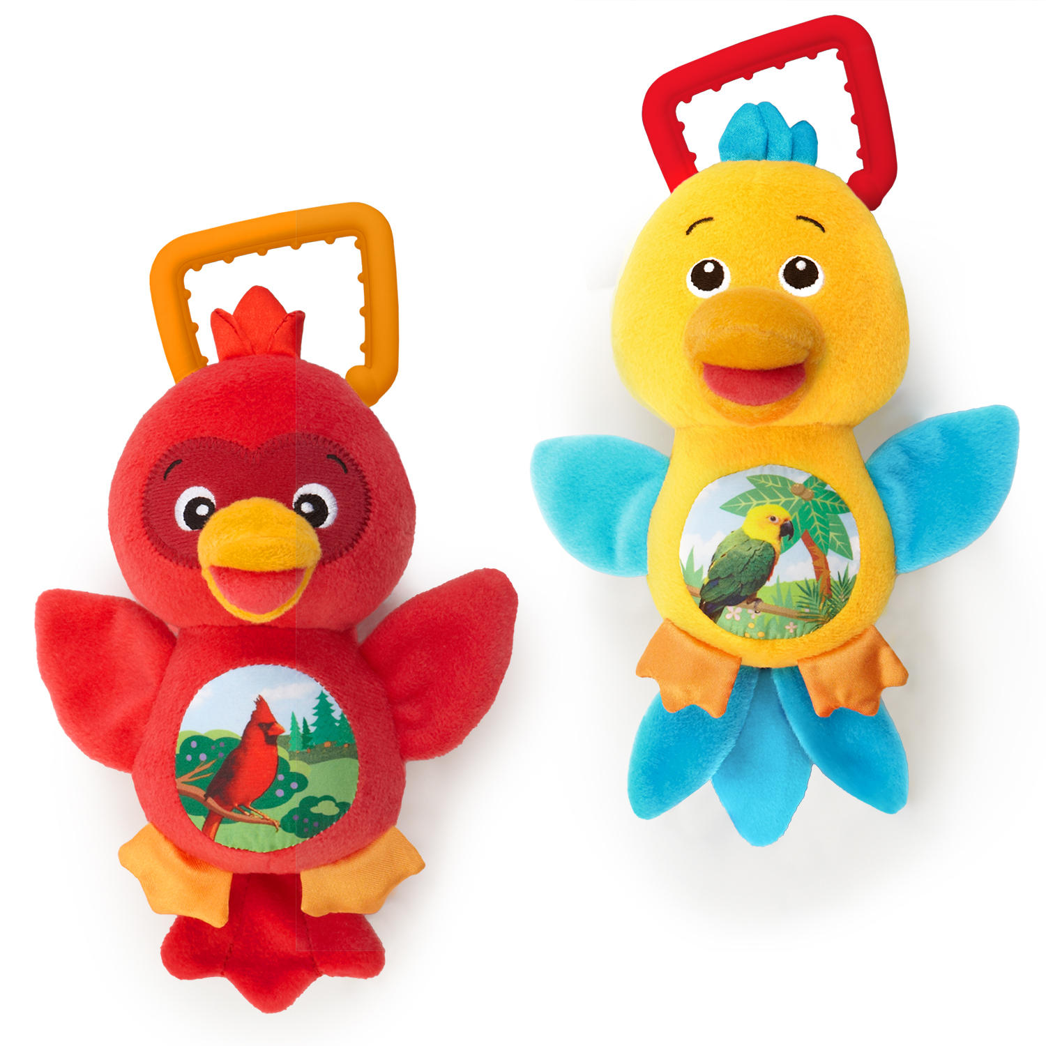Sing & Play Songbirds™ Take-Along Toys