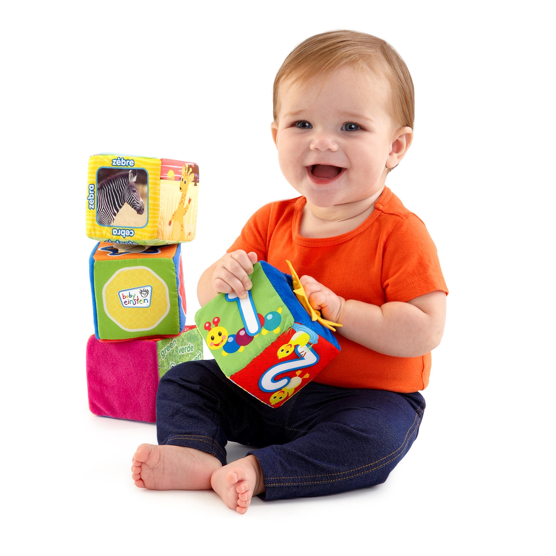 Explore & Discover Soft Blocks™ Toys