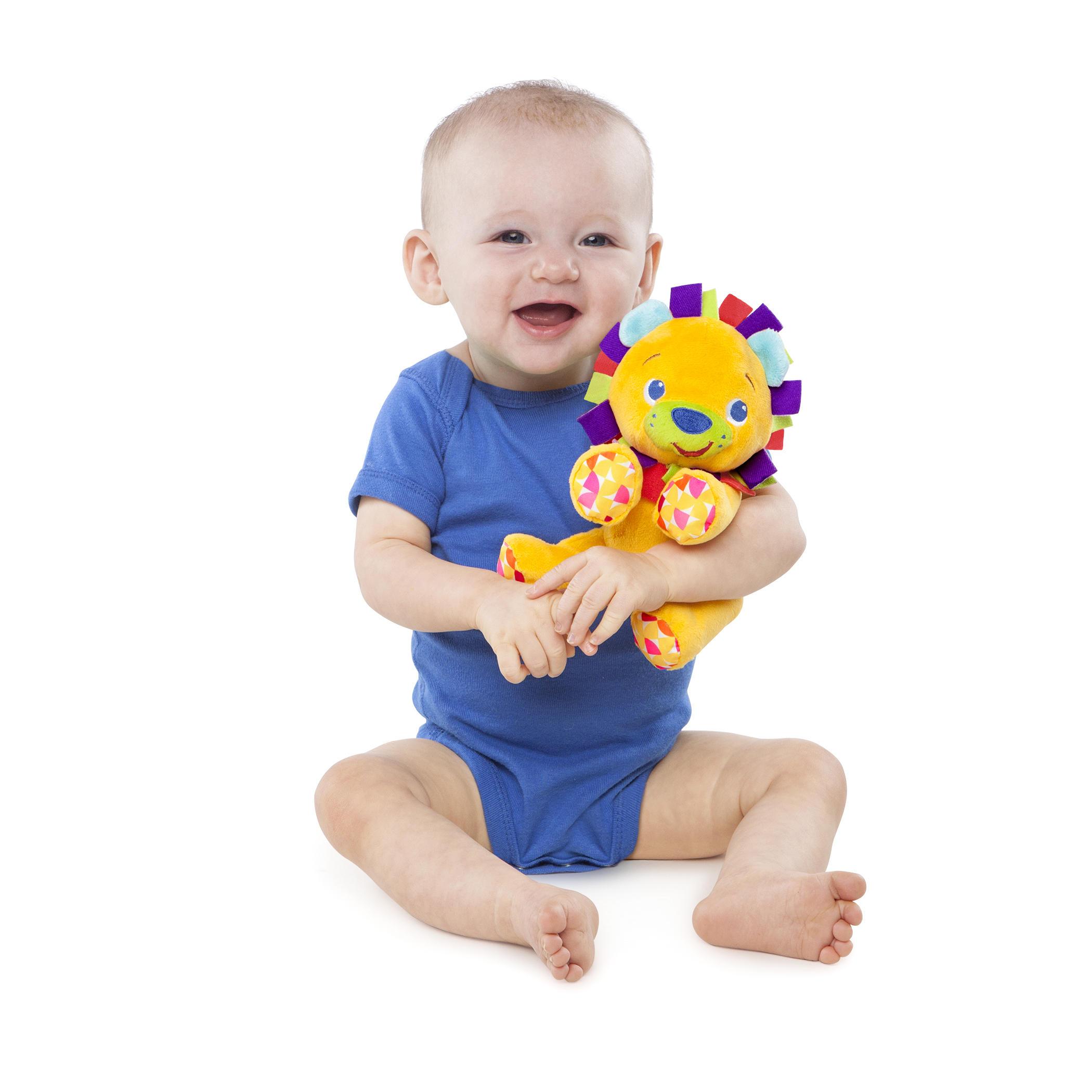 Snuggle 'n Shake Pal™ Plush Toy