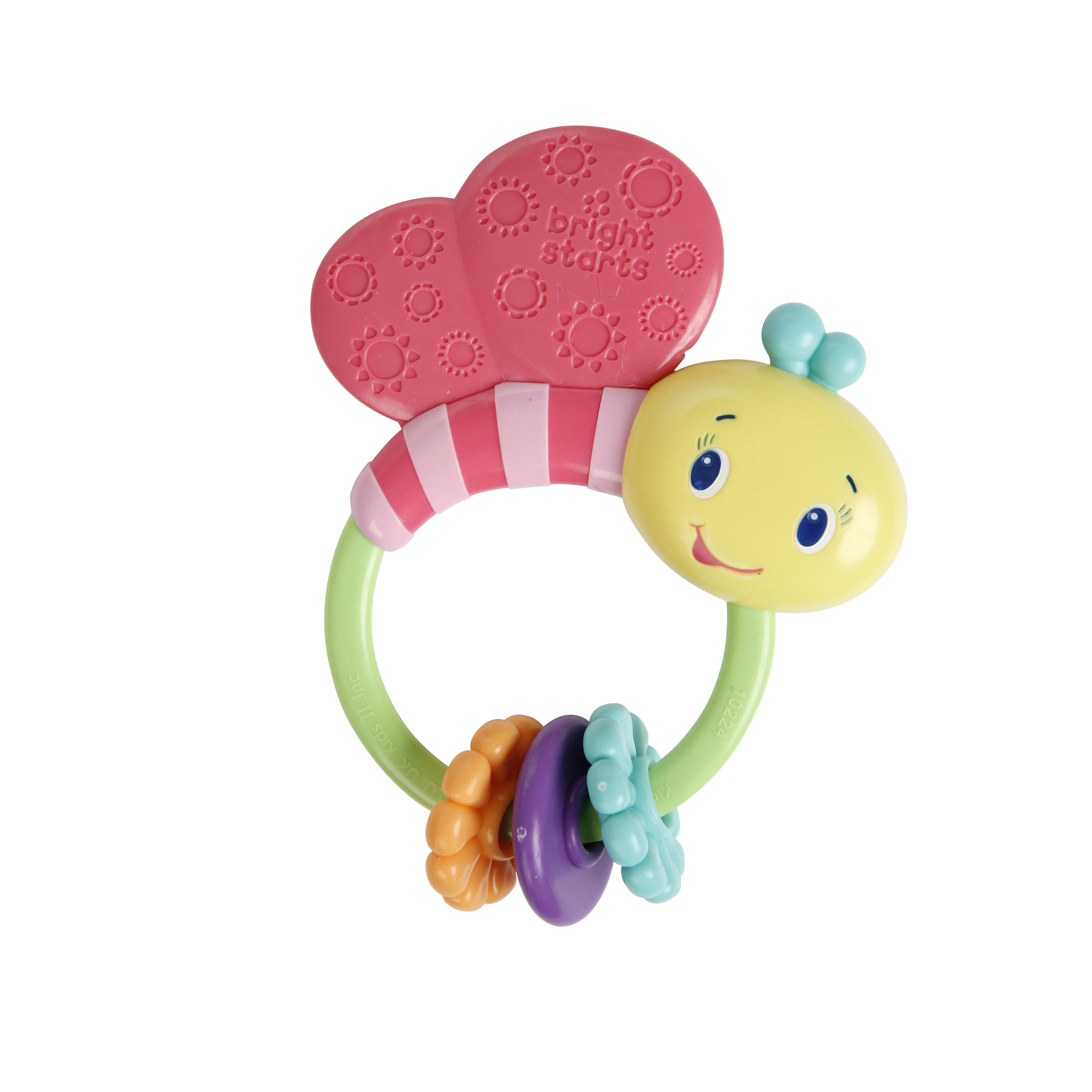 Fly By Butterfly™ Rattle Toy