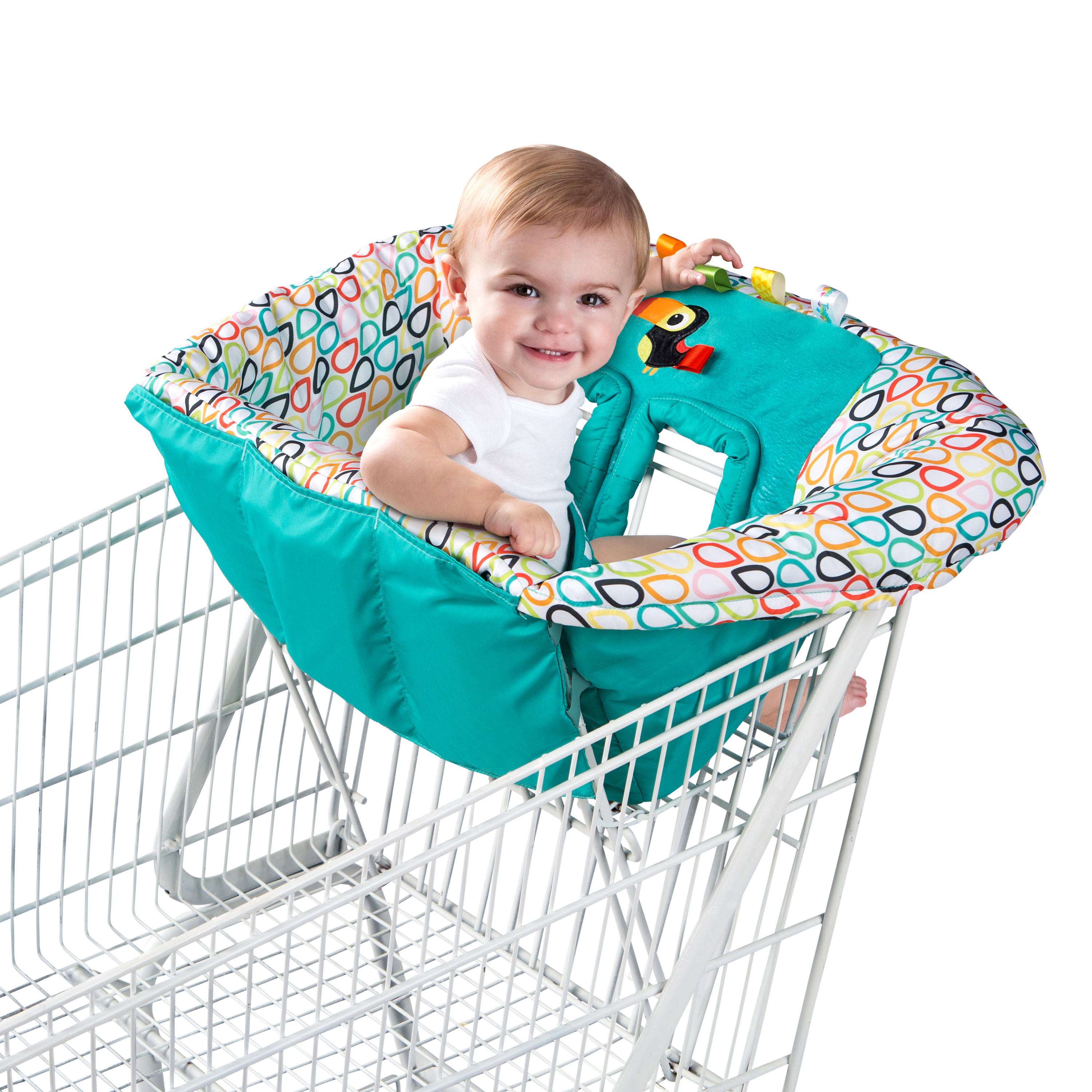 Tag N Go Cart Cover™ -Tiny Toucan™