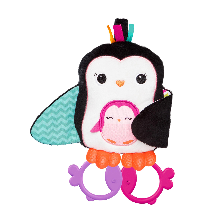 Cuddle & Teethe Penguins