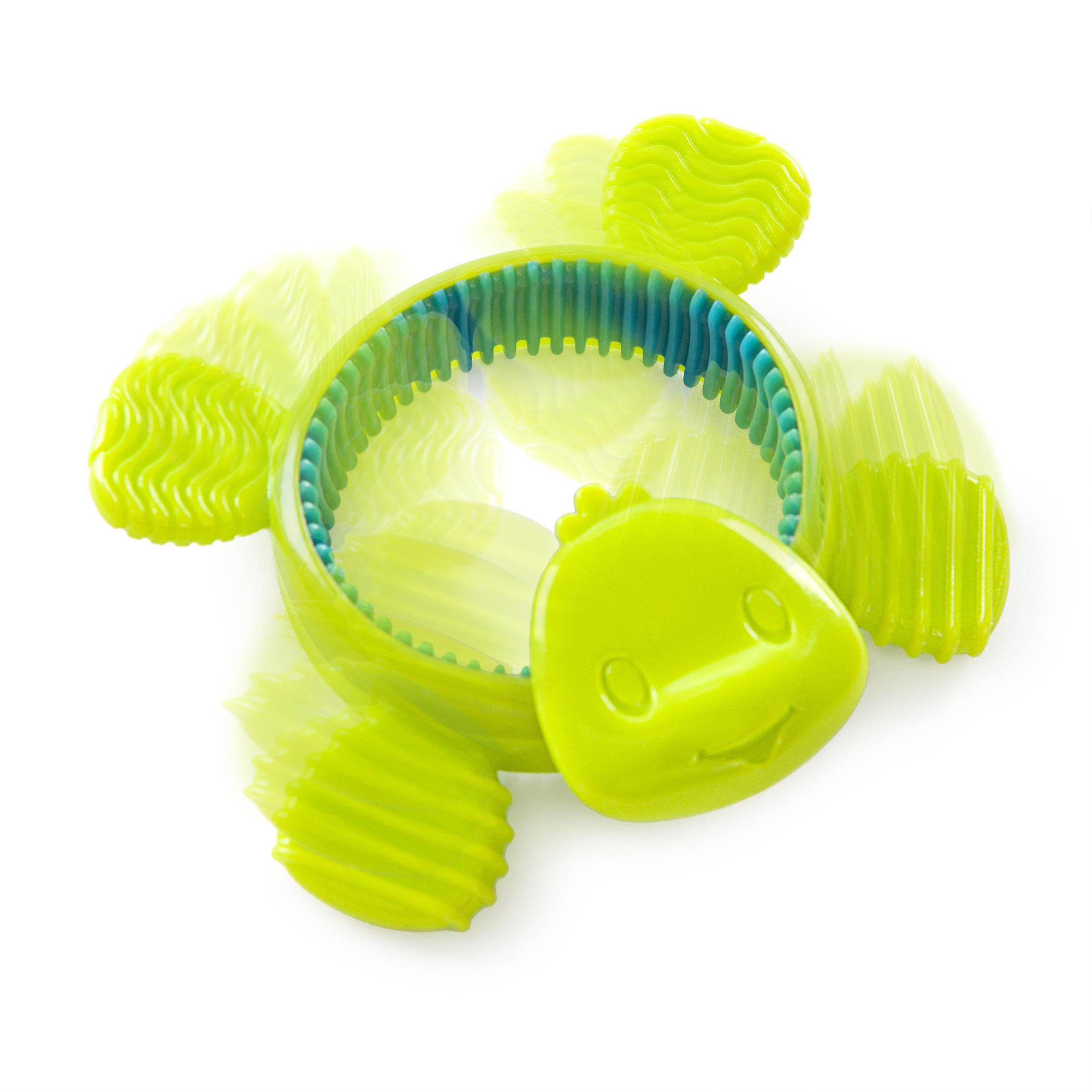 Revers-a-turtle™ Teething Toy