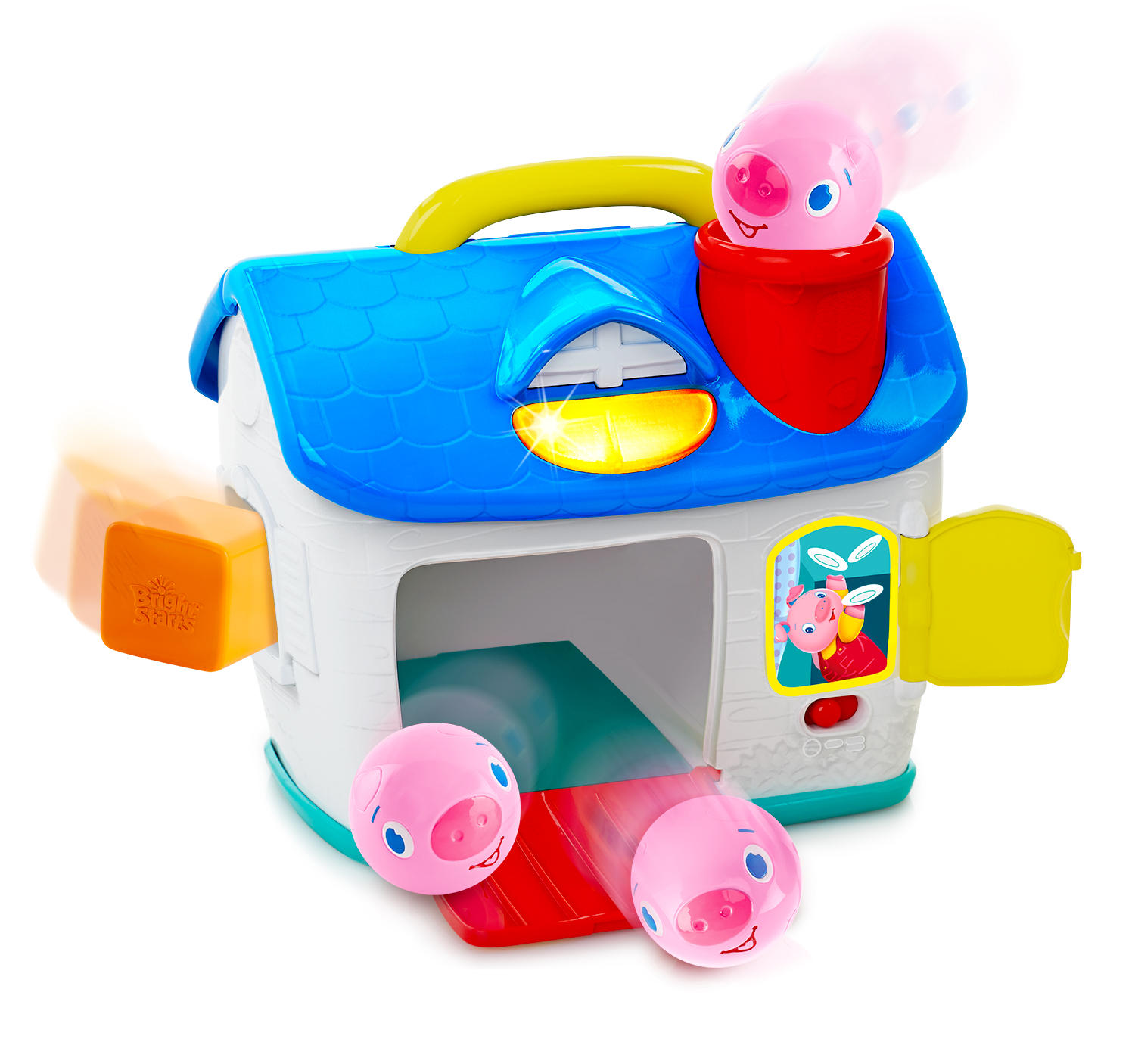 3 Lil' Piggies' Play House™