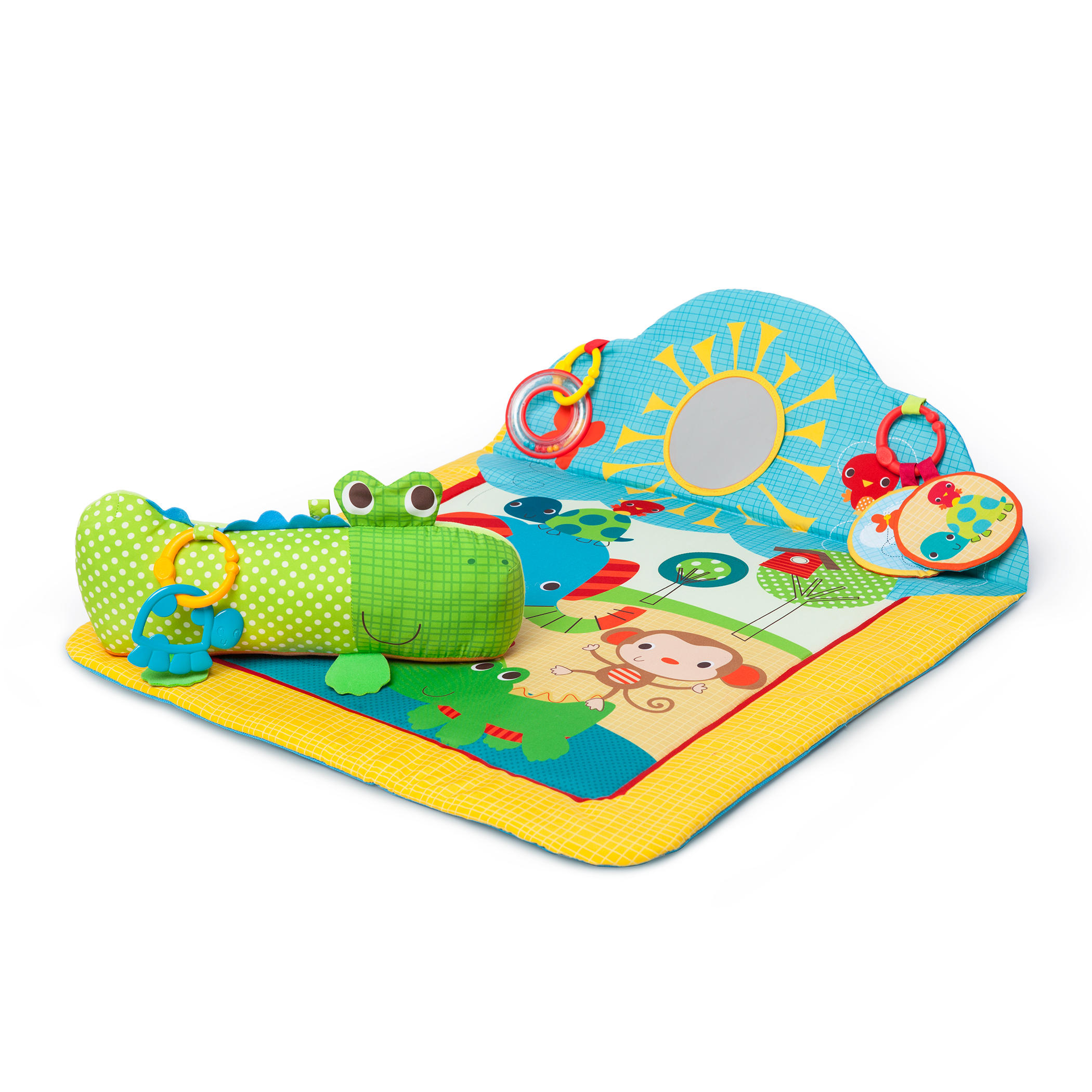 Cuddly Crocodile™ Play Mat