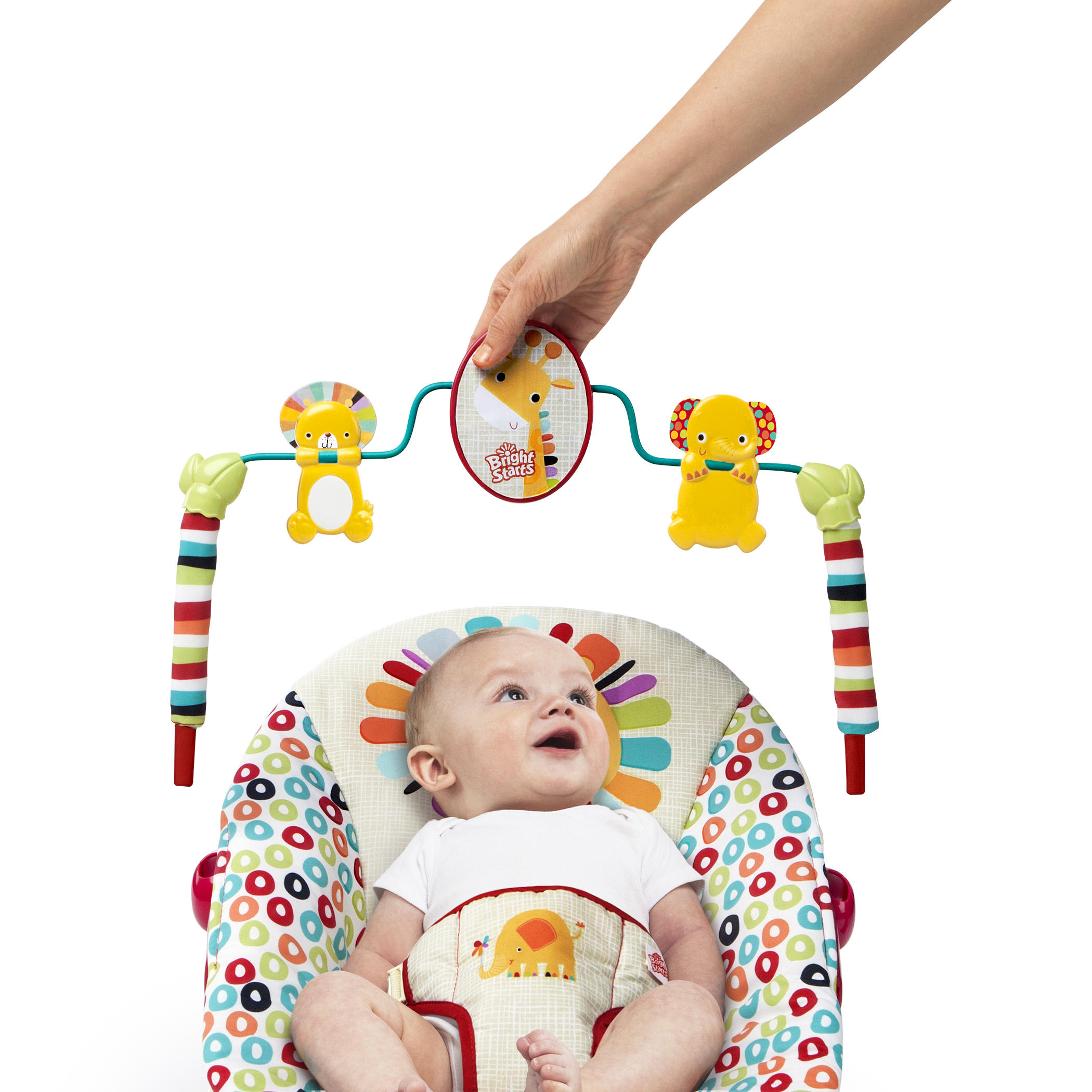 Playful Pinwheels™ Bouncer