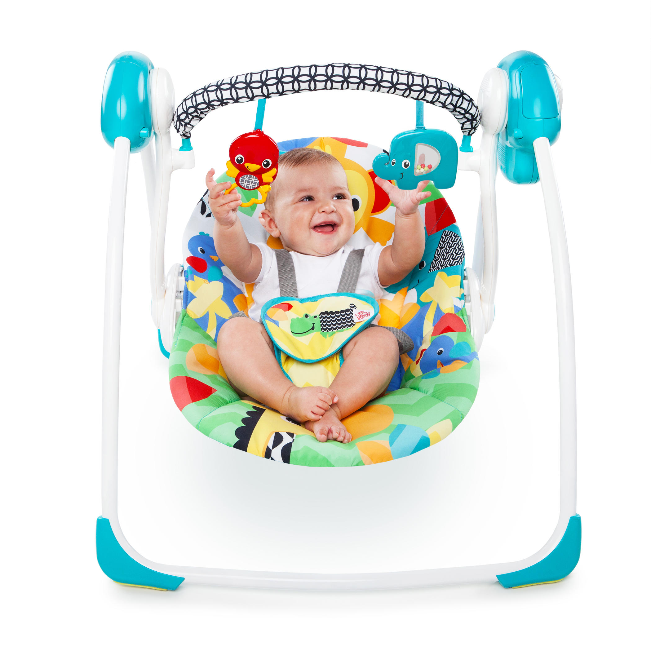 Portable Swing - Safari Smiles™