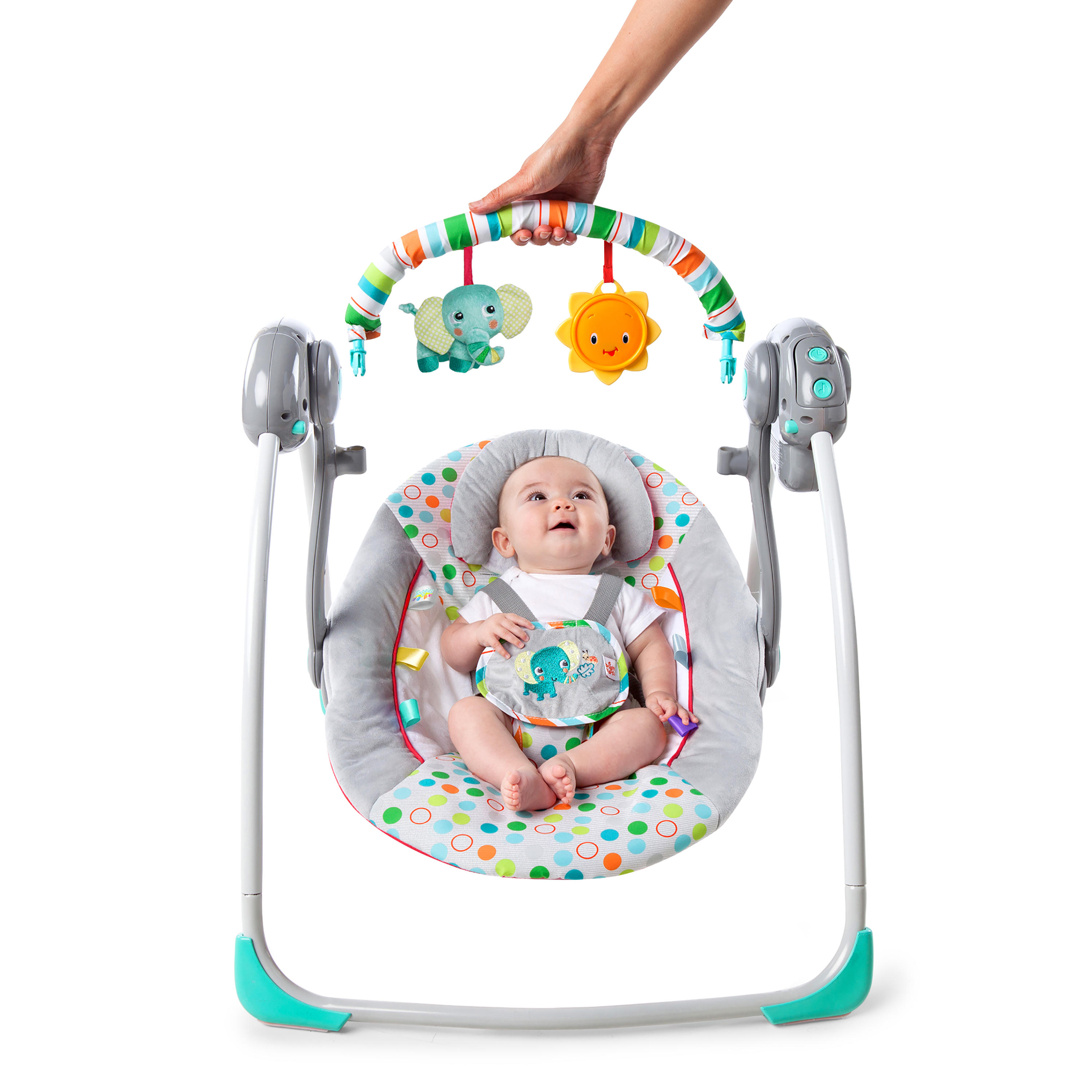 Itsy Bitsy Jungle™ Portable Swing