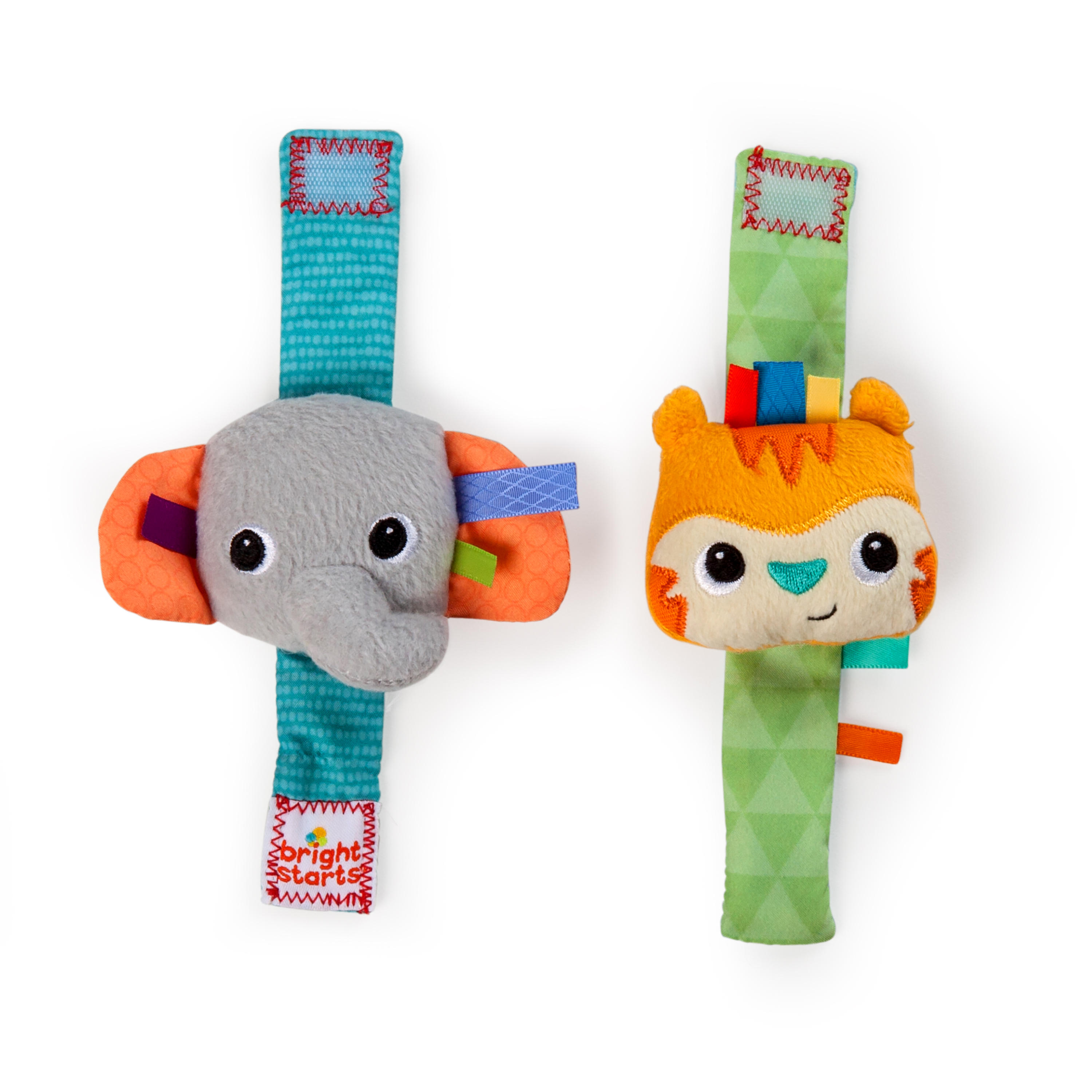 Rattle Me Wrist Pals™ Rattle Toy