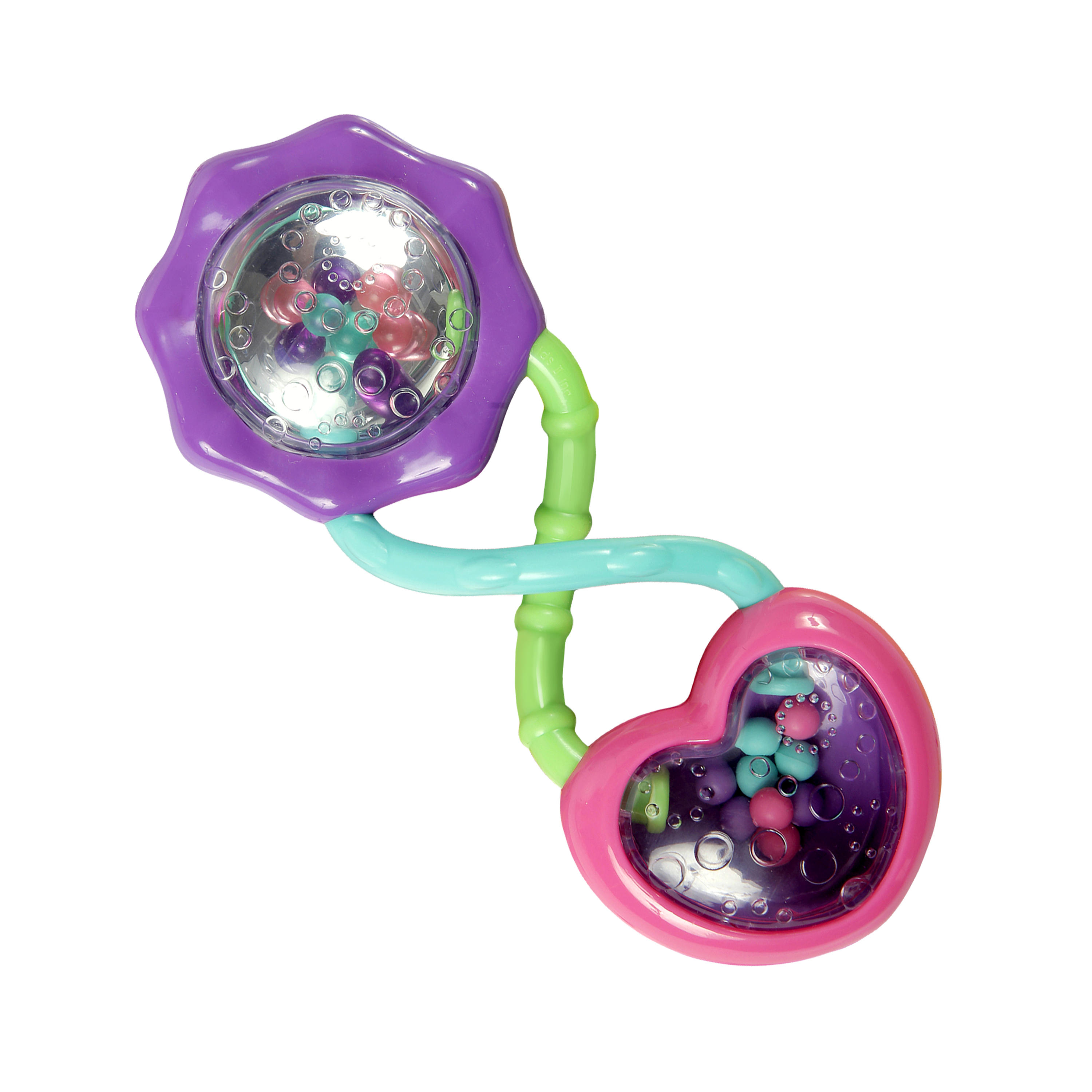 Rattle and Shake Barbell™ Rattle Toy