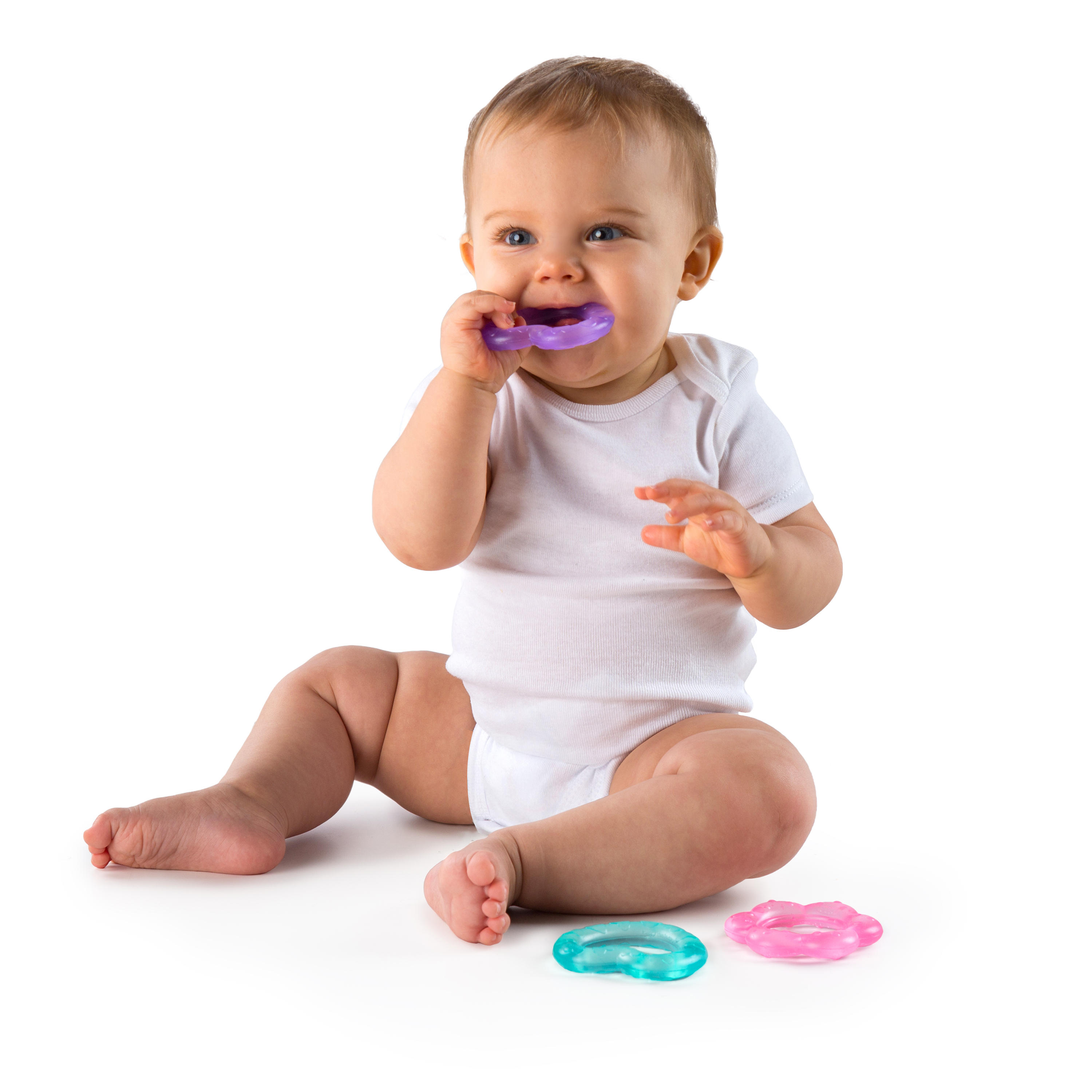 Chill & Teethe™ Teething Toy Assortment