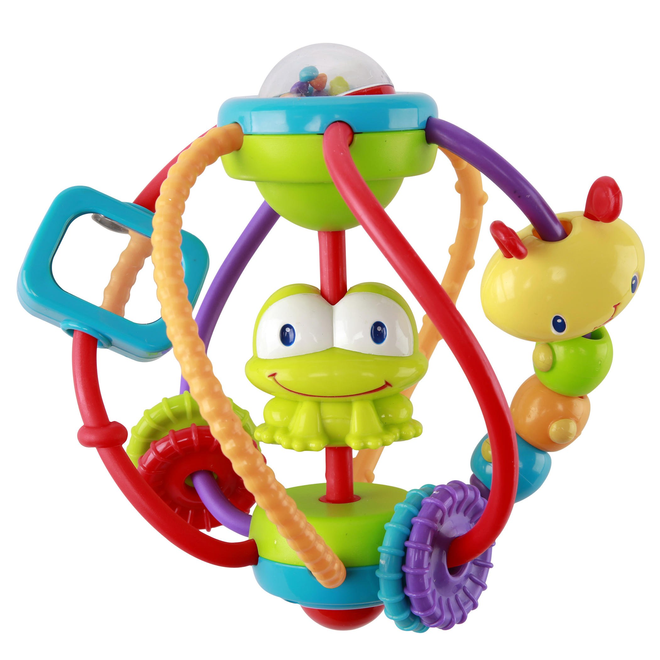 Clack & Slide Activity Ball™ Toy