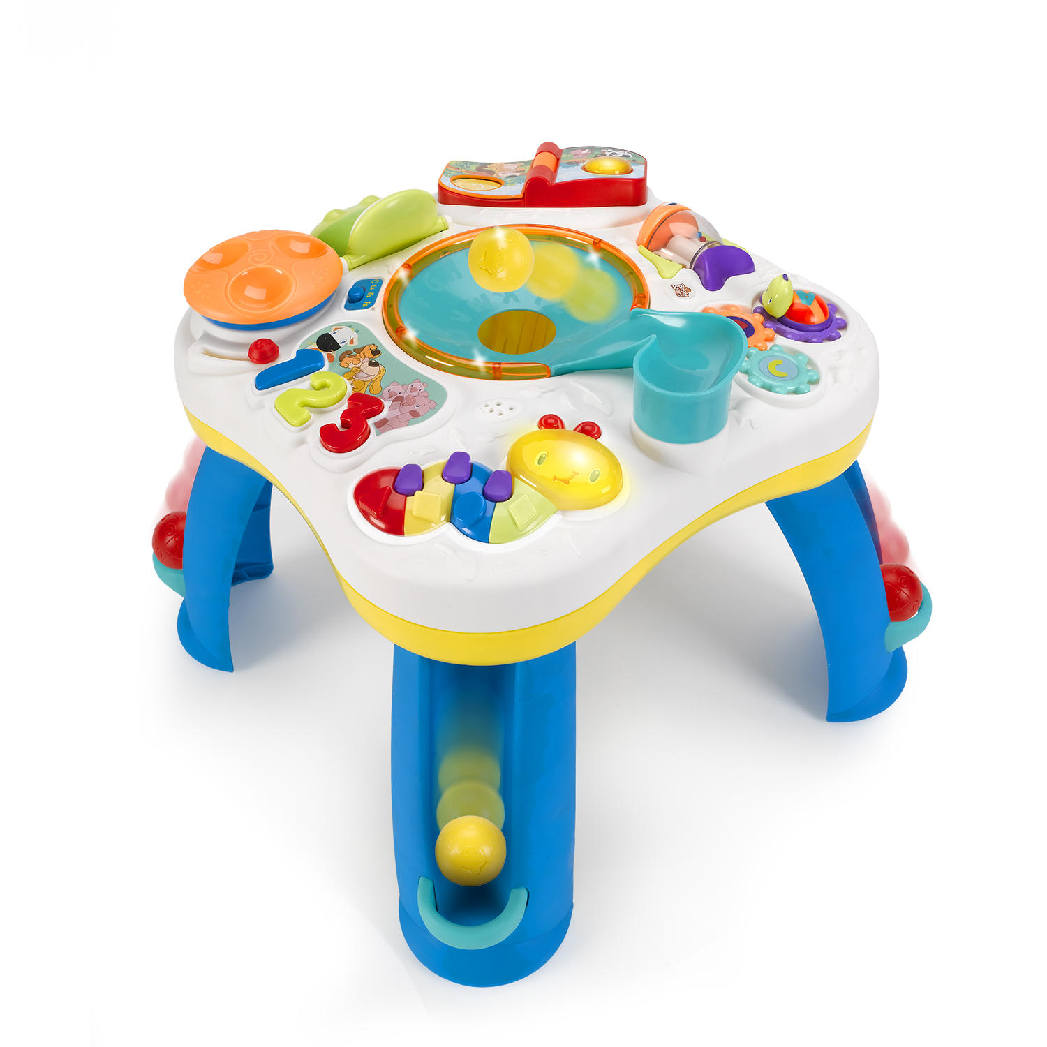 Get Rollin' Activity Table™