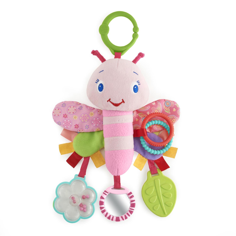 Flutter & Link Friend™ Take-Along Toy