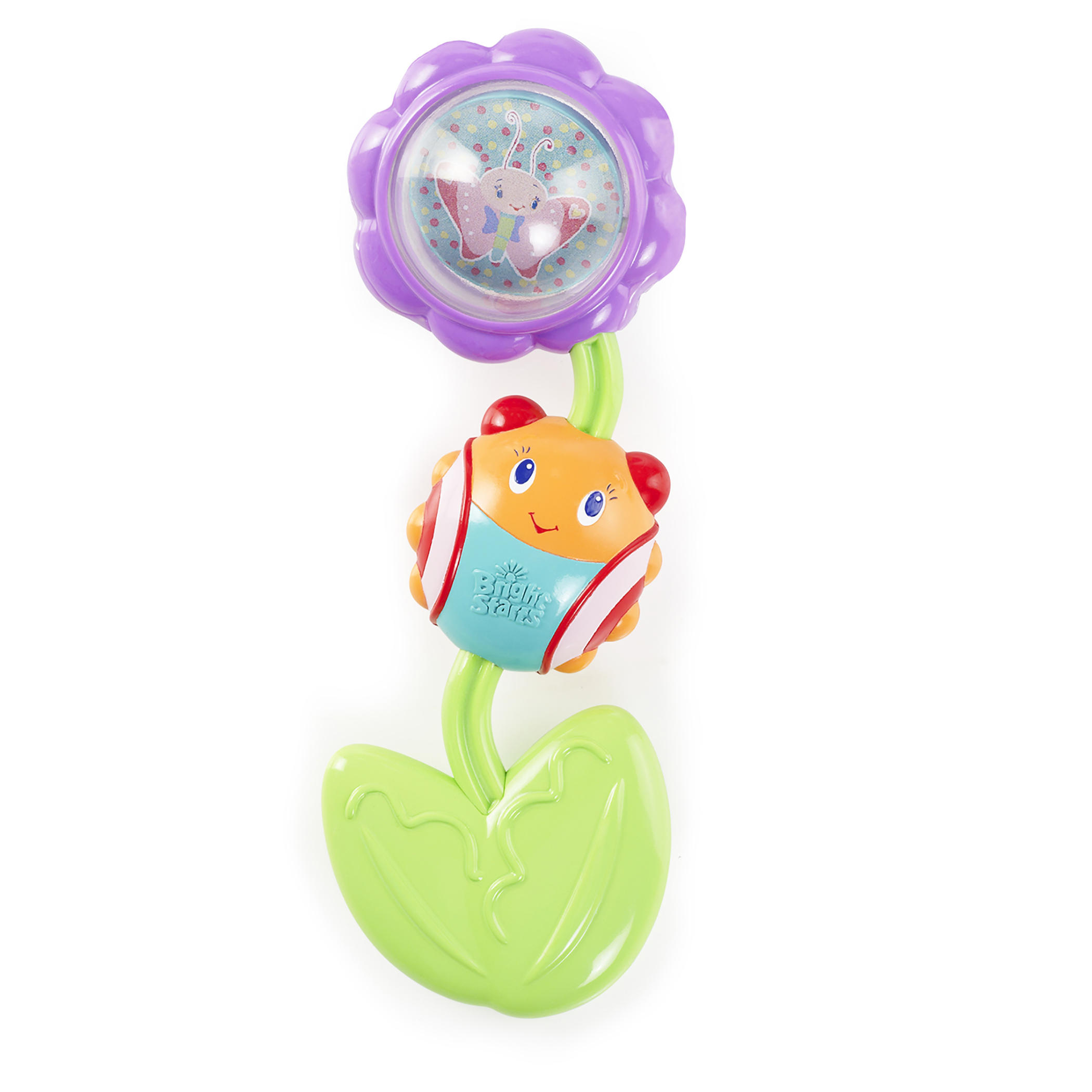 Twist, Click & Teethe Ladybug™ Teething Toy
