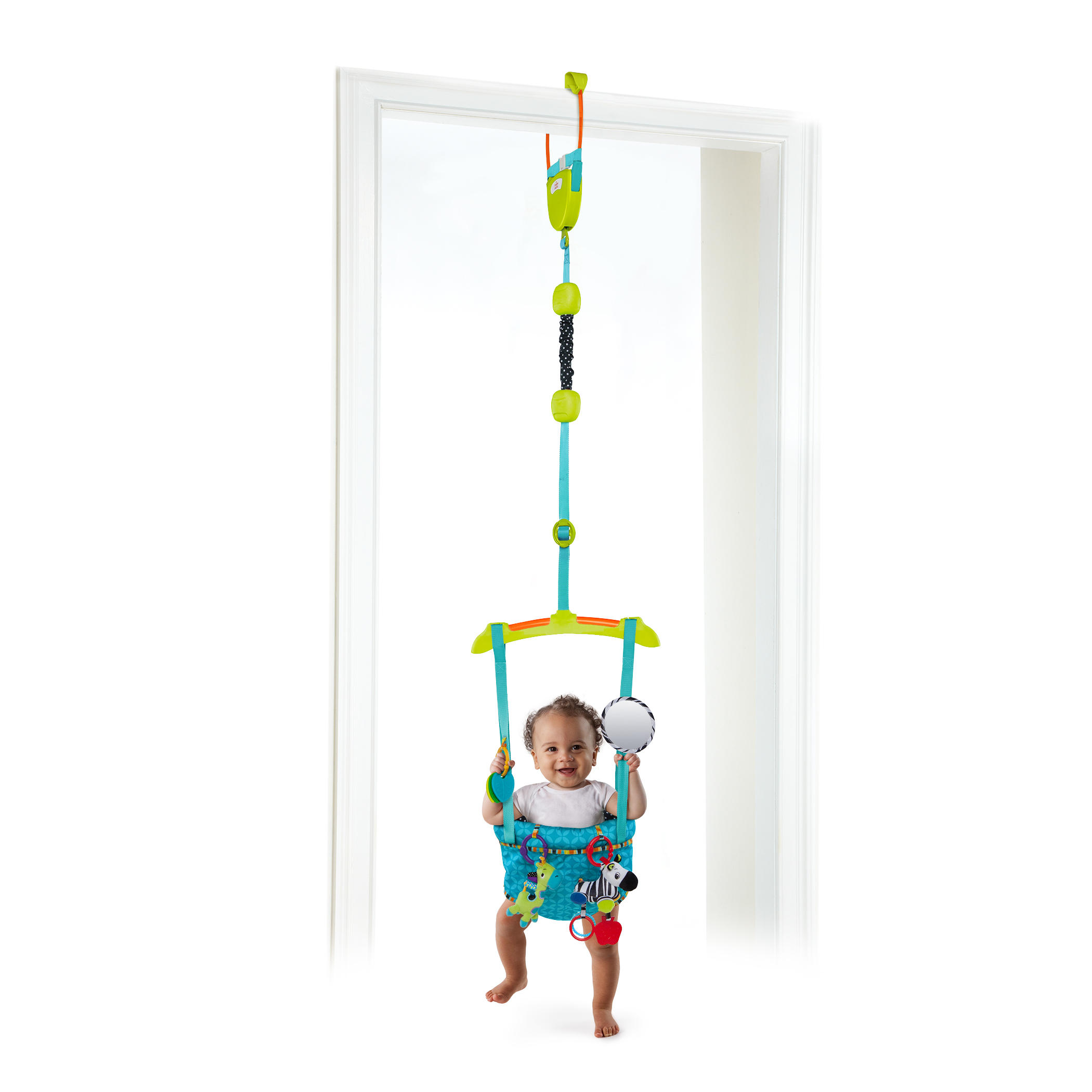 Bounce 'n Spring Deluxe Door Jumper™