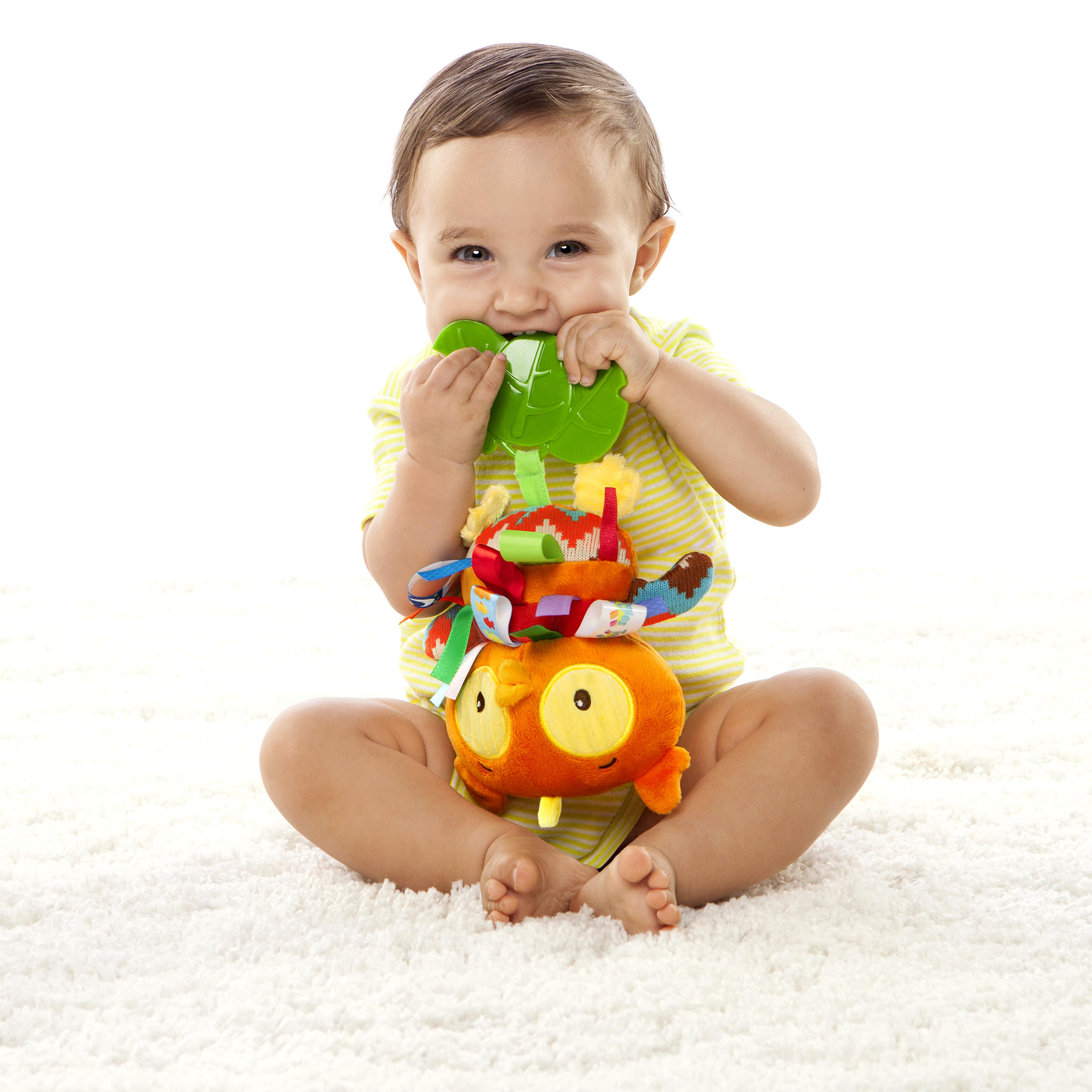 wHoo Loves You™ Teething Toy