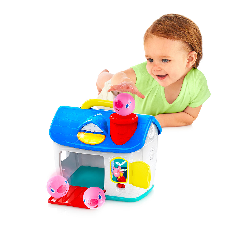 3 Lil' Piggies' Play House™
