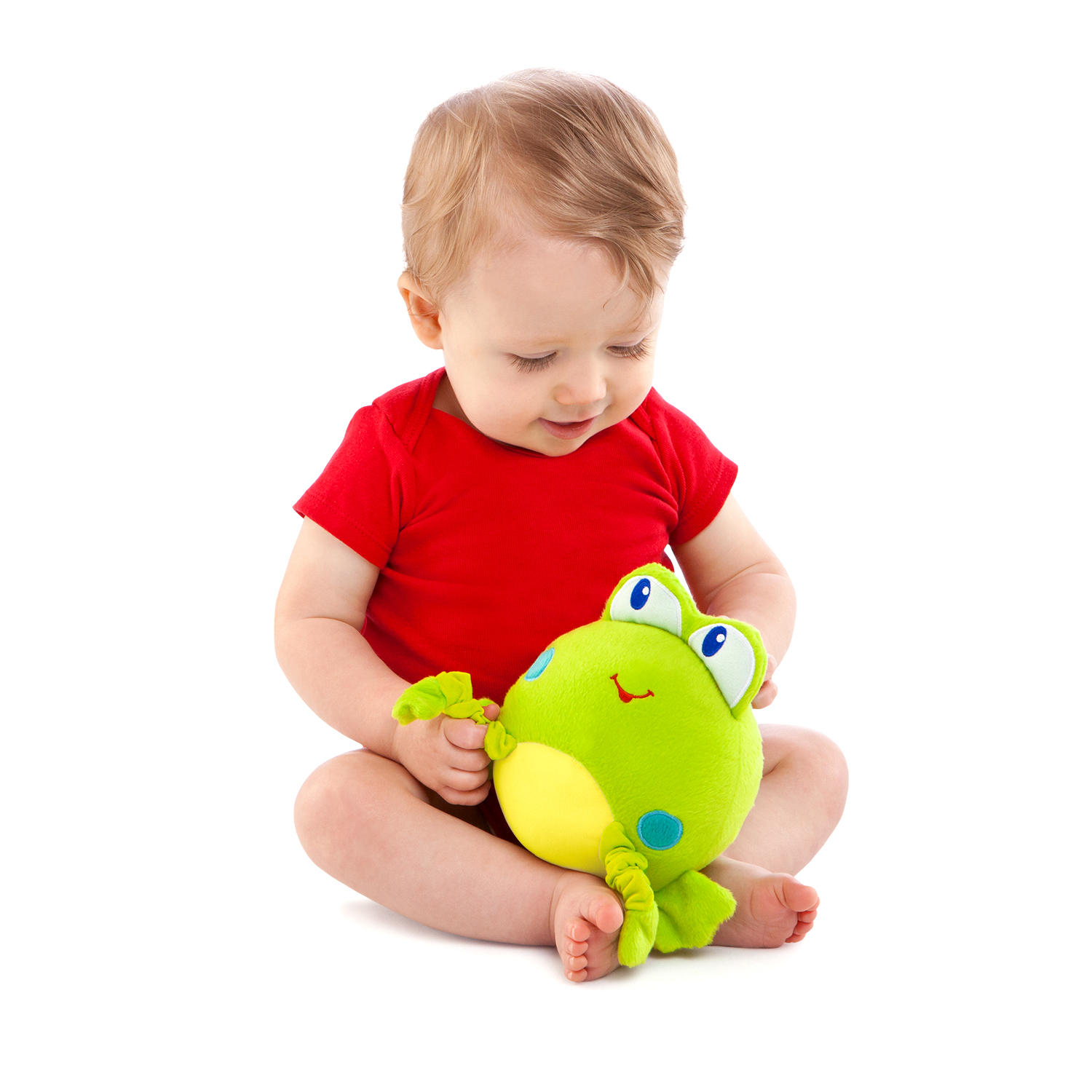Musical Vibes Froggie™ Musical Plush Toy