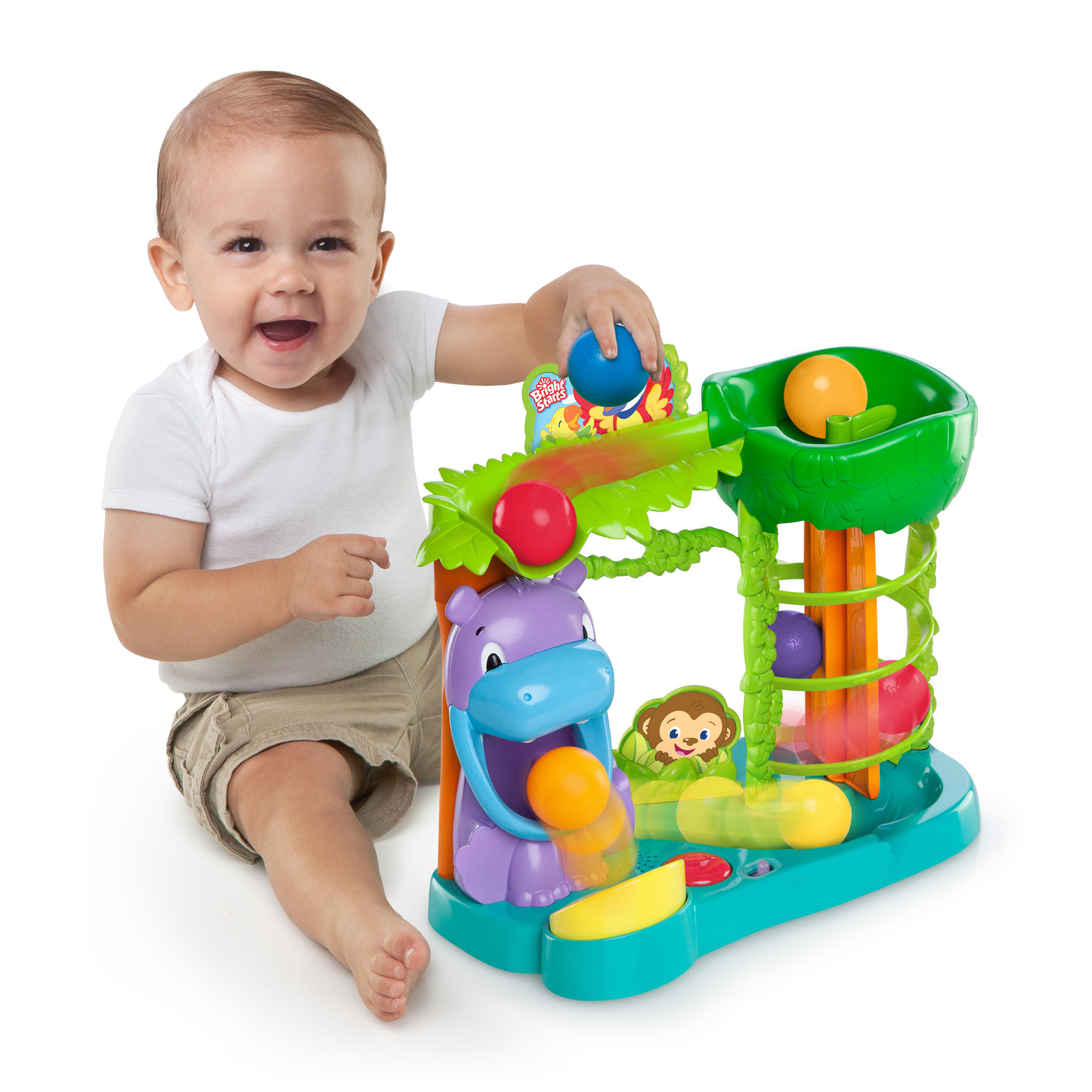 Jungle Fun Ball Climber™ Toy