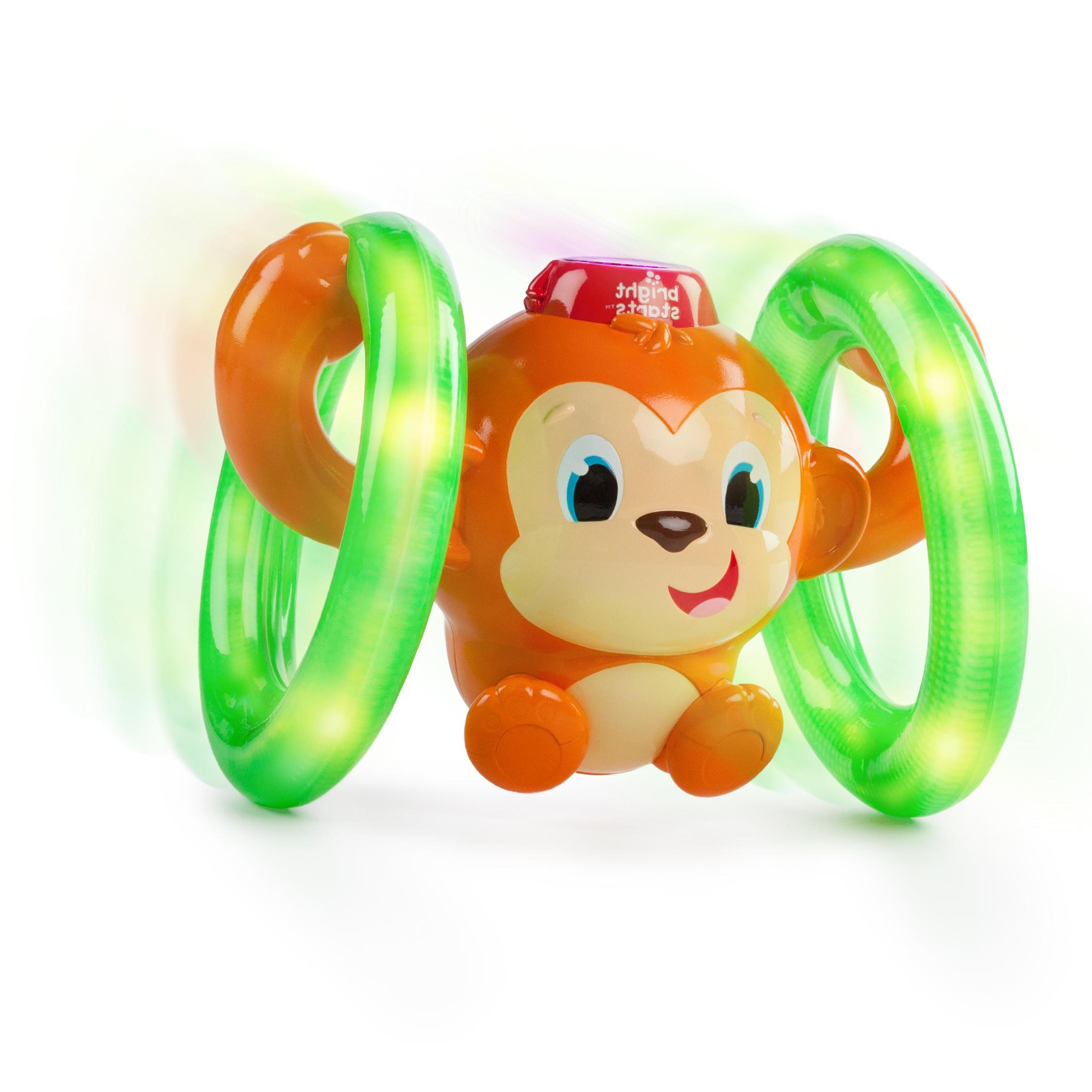 Roll & Glow Monkey™ Toy