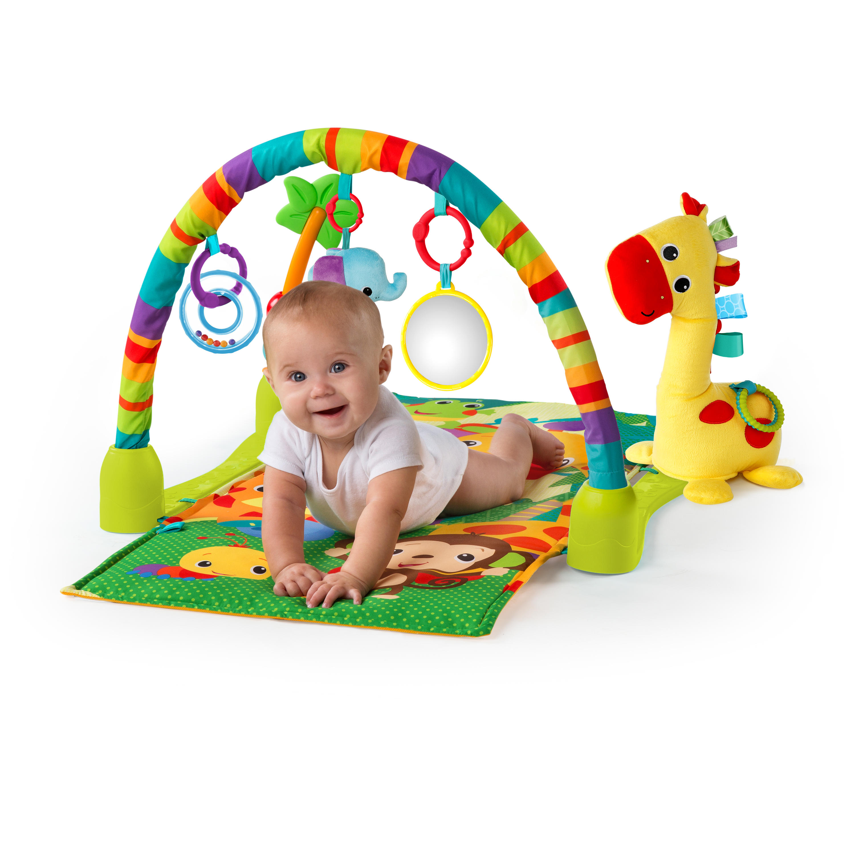 4-in-1 Jungle Discovery™ Activity Gym