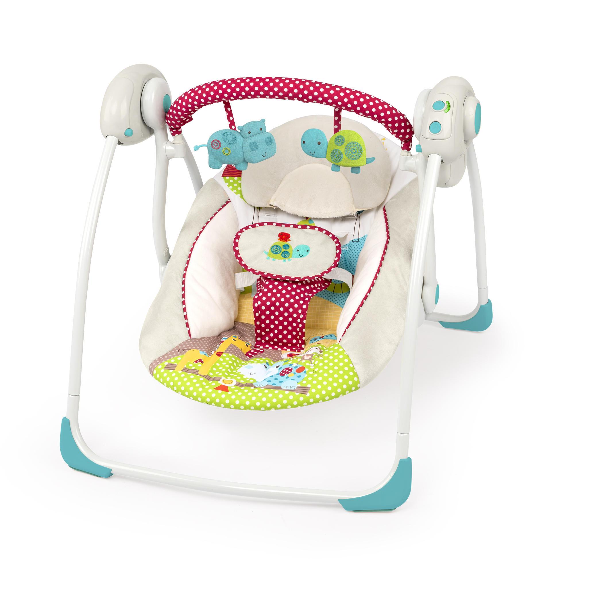 Polka Dot Parade™ Portable Swing