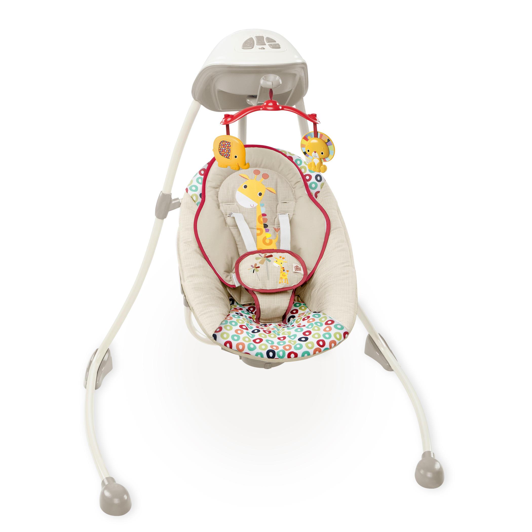Plug In Sway & Swing™ - Playful Pinwheels™