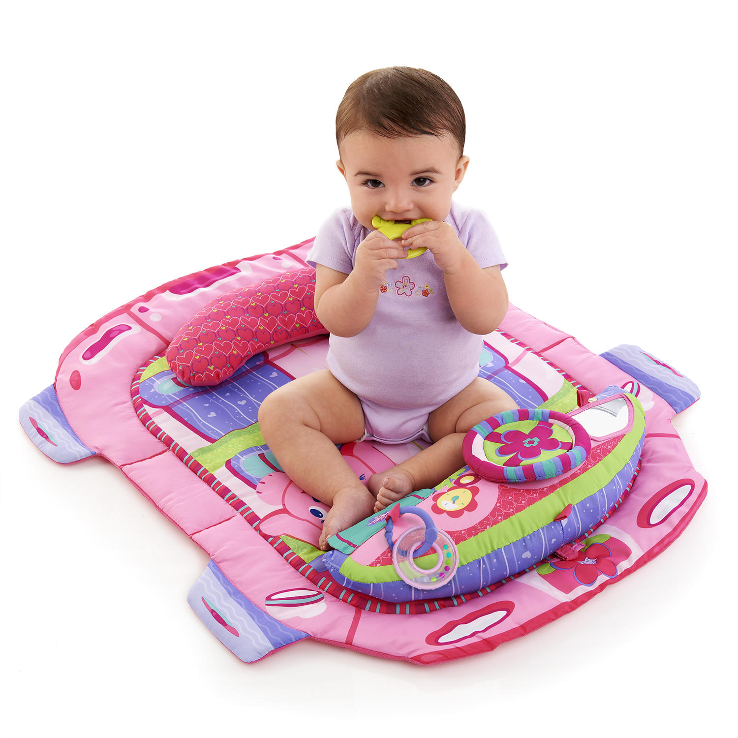 Tummy Cruiser™ Prop & Play Mat