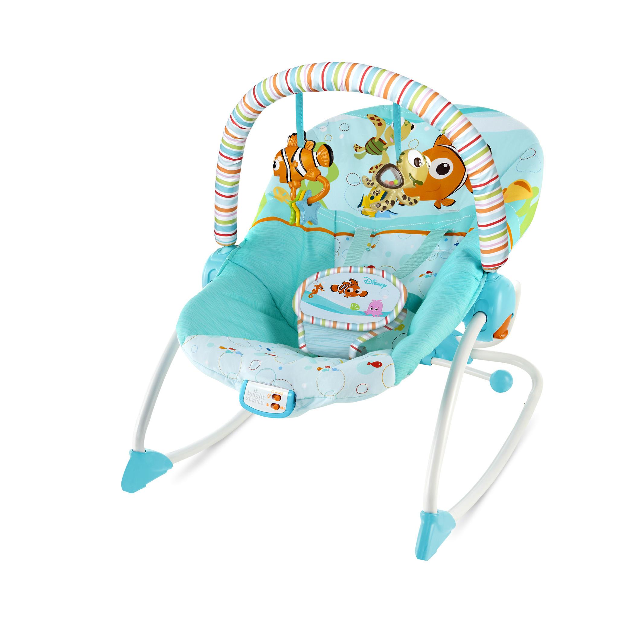 FINDING NEMO Fins & Friends Infant to Toddler Rocker™