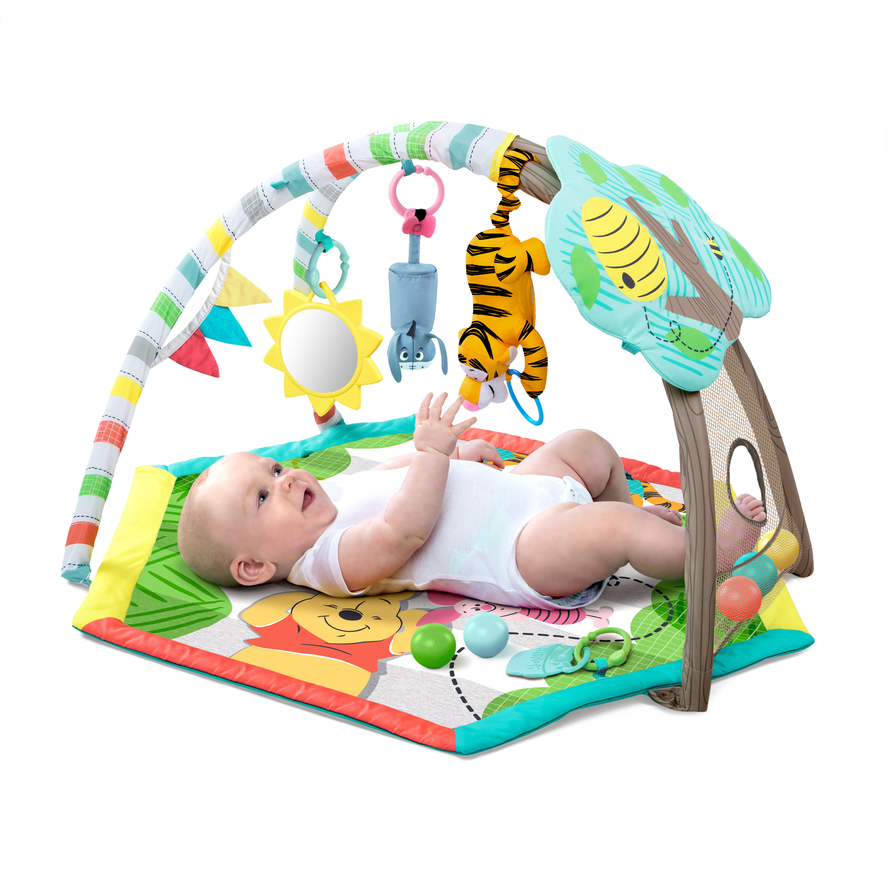Winnie the Pooh Happy as Can Bee Activity Gym™ from Bright Starts™