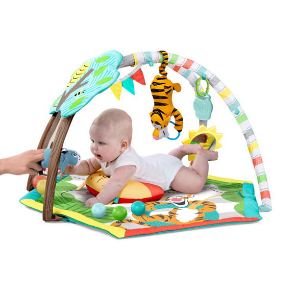 Winnie The Pooh Happy As Can Bee Activity Gym From Bright