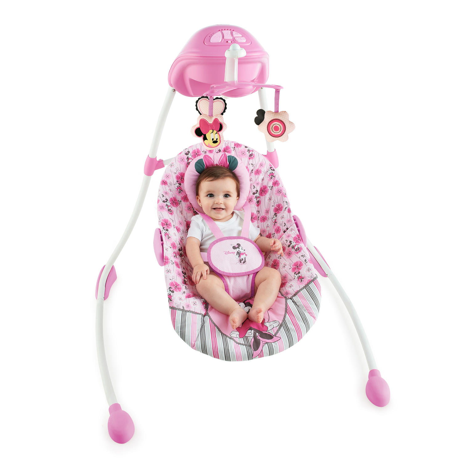 MINNIE MOUSE Precious Petals Swing