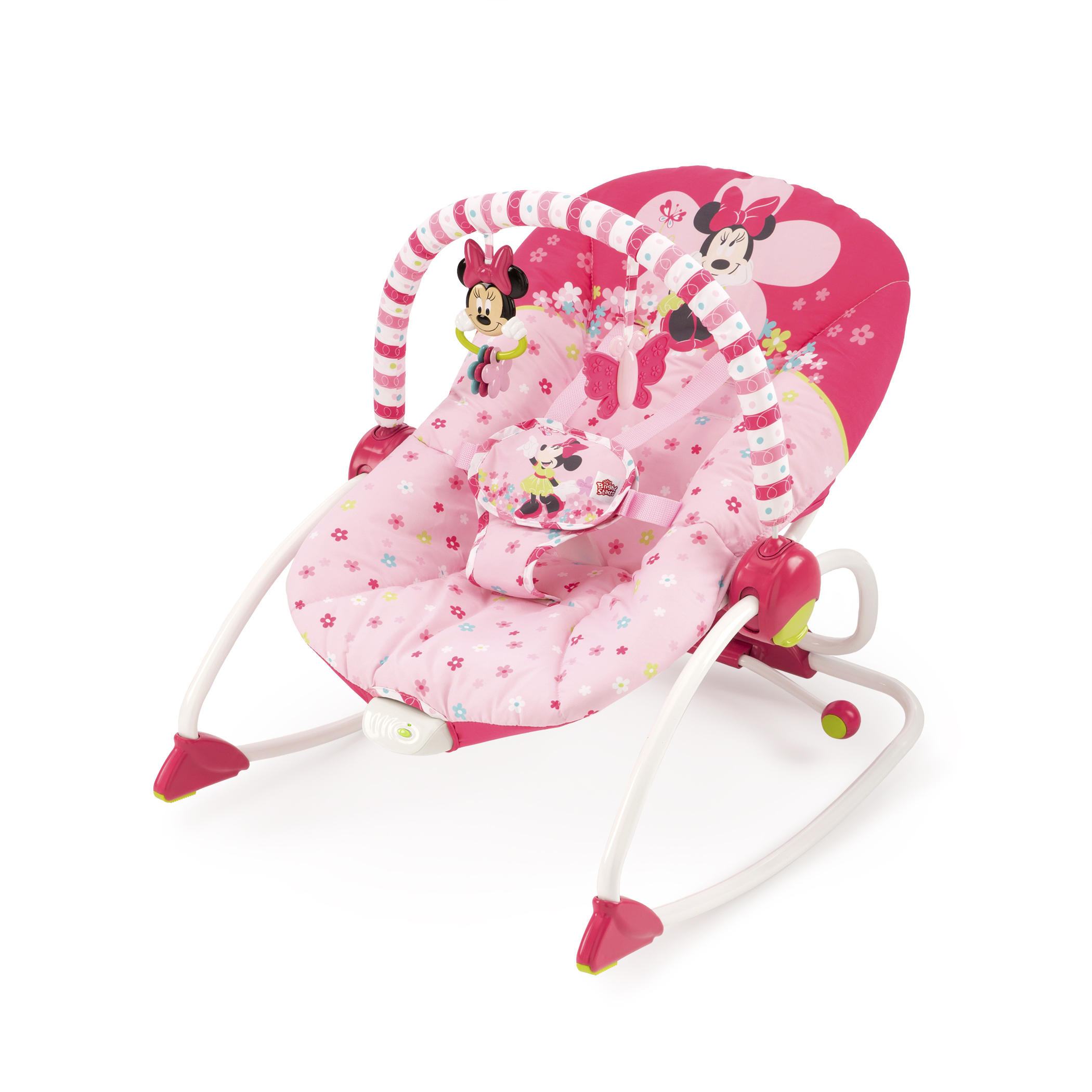 MINNIE MOUSE Baby to Big Kid Rocking Seat