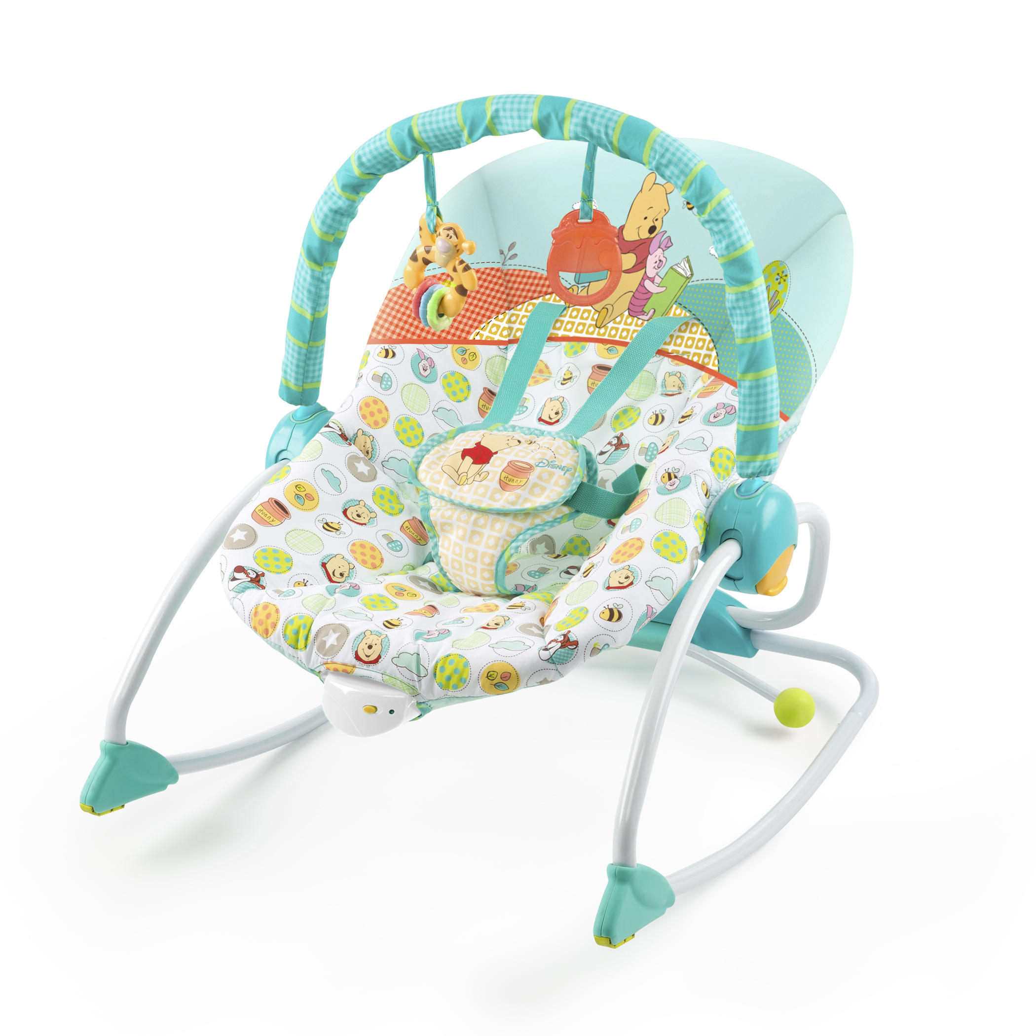 WINNIE THE POOH Baby to Big Kid Rocking Seat