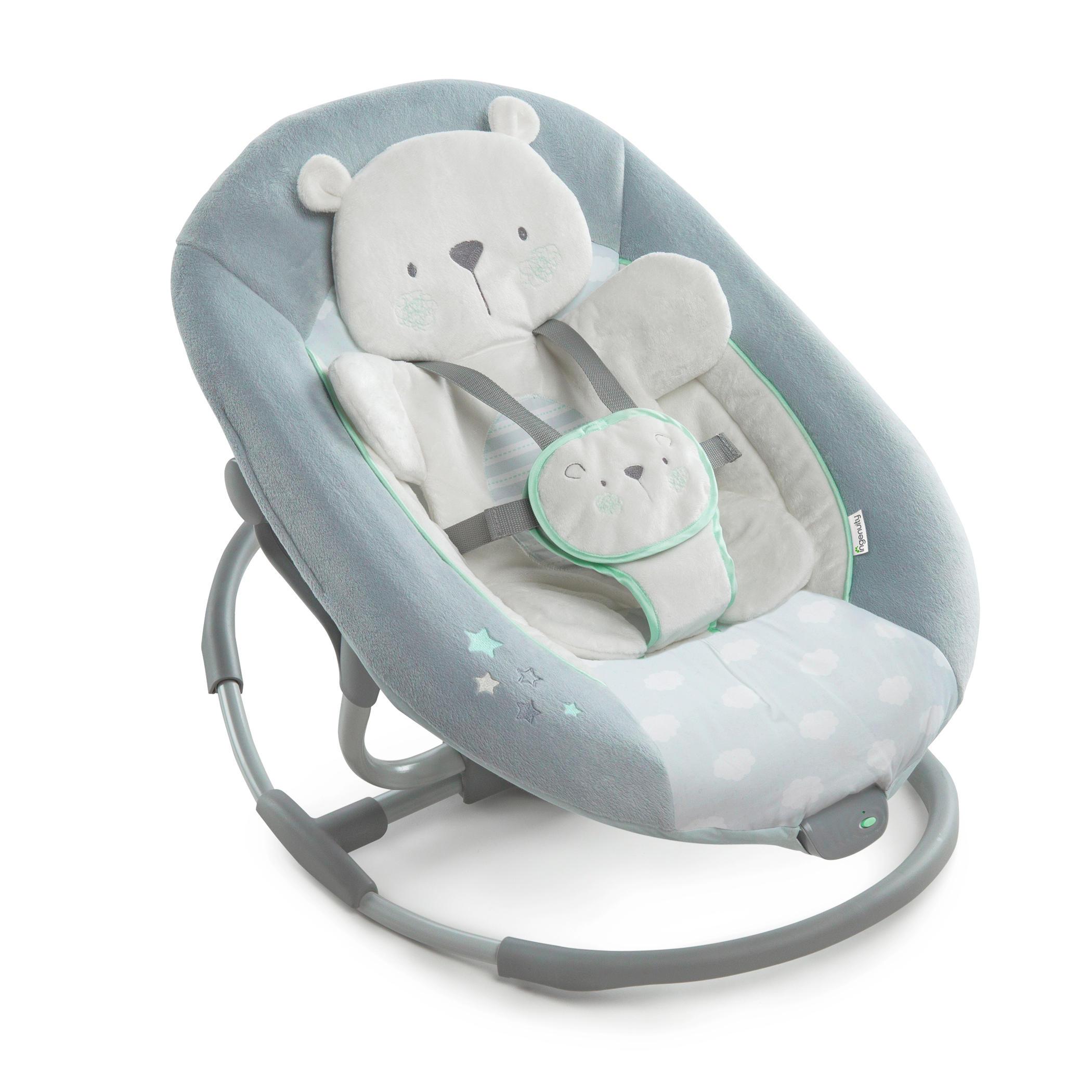 Cradling Swing & Rocker™ – Twinkle Twinkle Teddy Bear™