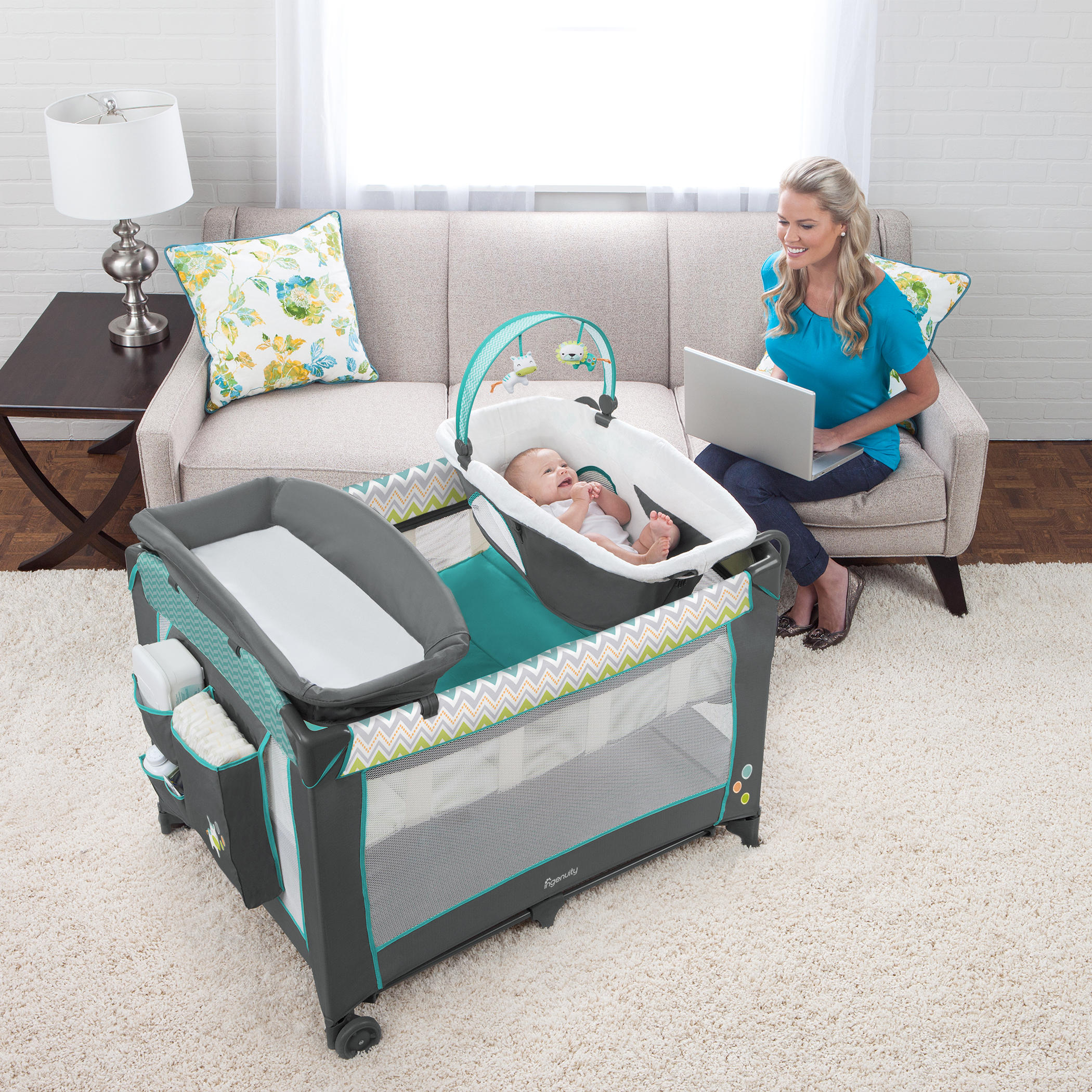 Smart and Simple Playard™ - Ridgedale™