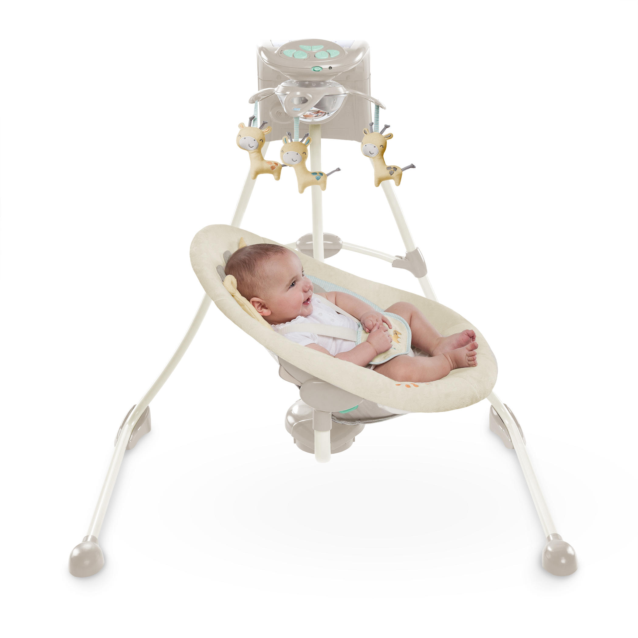 InLighten Cradling Swing™ - Cuddle Giraffe™
