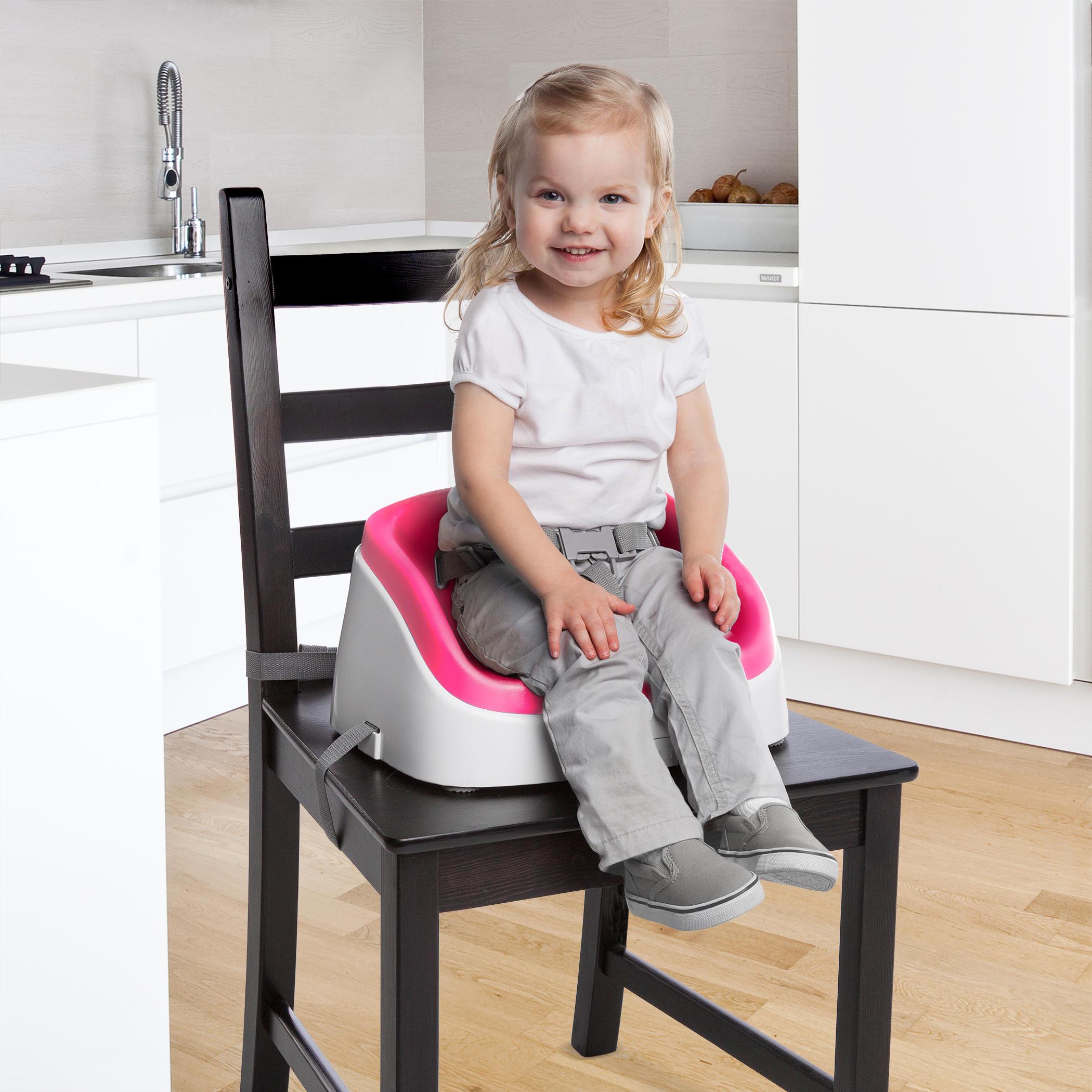 SmartClean Toddler Booster™ - Magenta