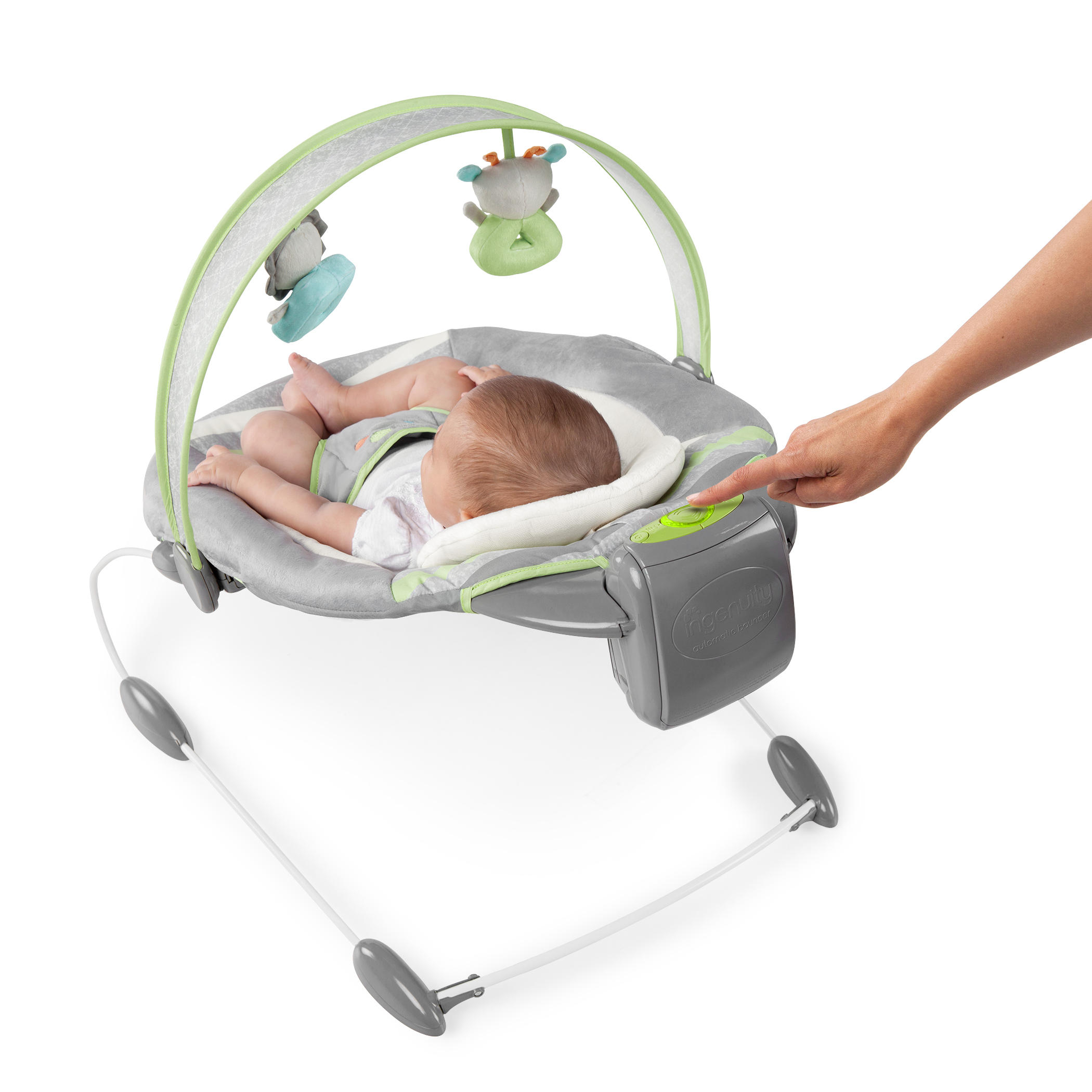 SmartBounce Automatic Bouncer™ - Vesper™