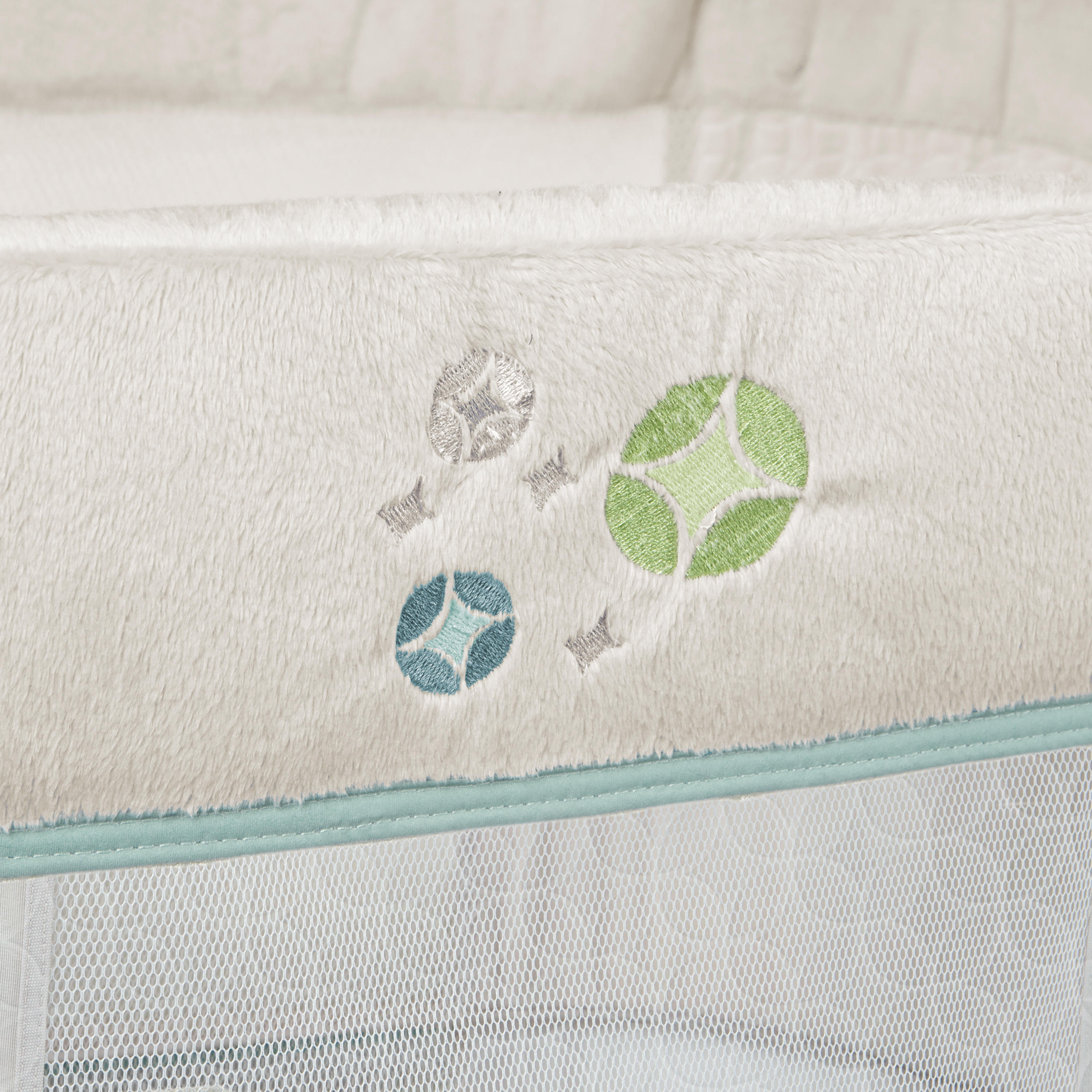 Dream & Grow Bedside Bassinet Deluxe™ - Blakely