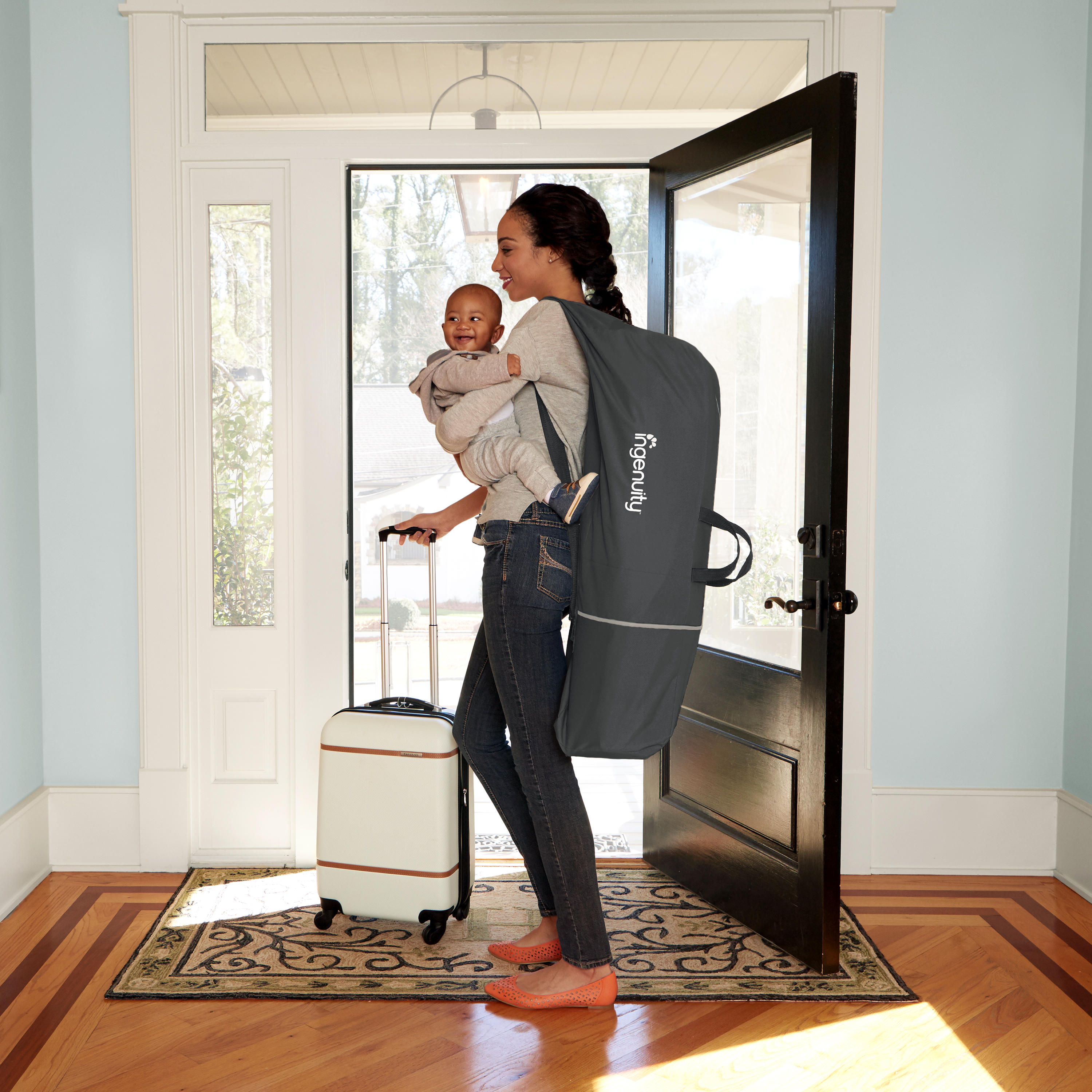 TravelSimple™ Playard - Ellison