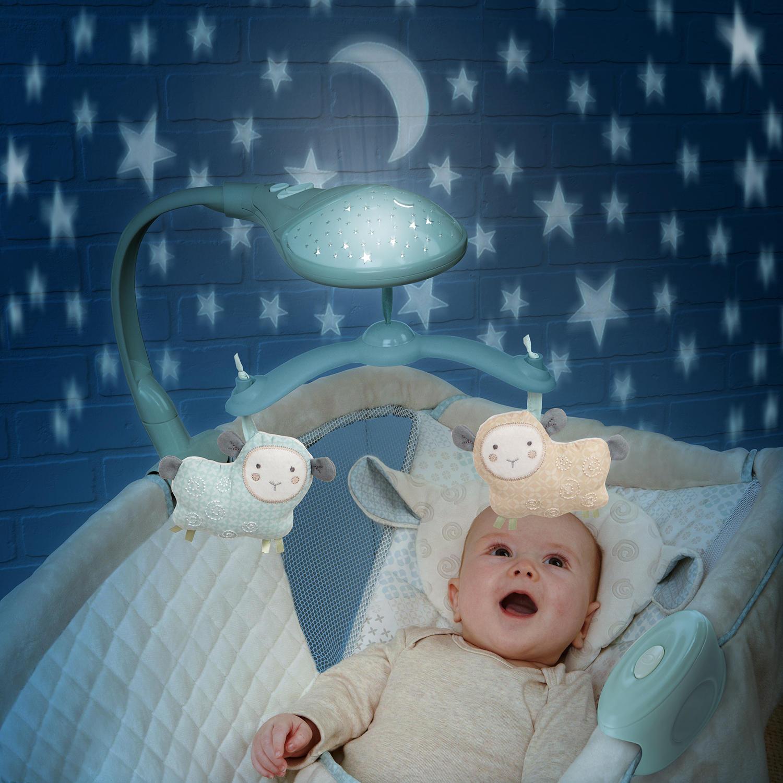 Moonlight Rocking Sleeper™ - Lullaby Lamb™