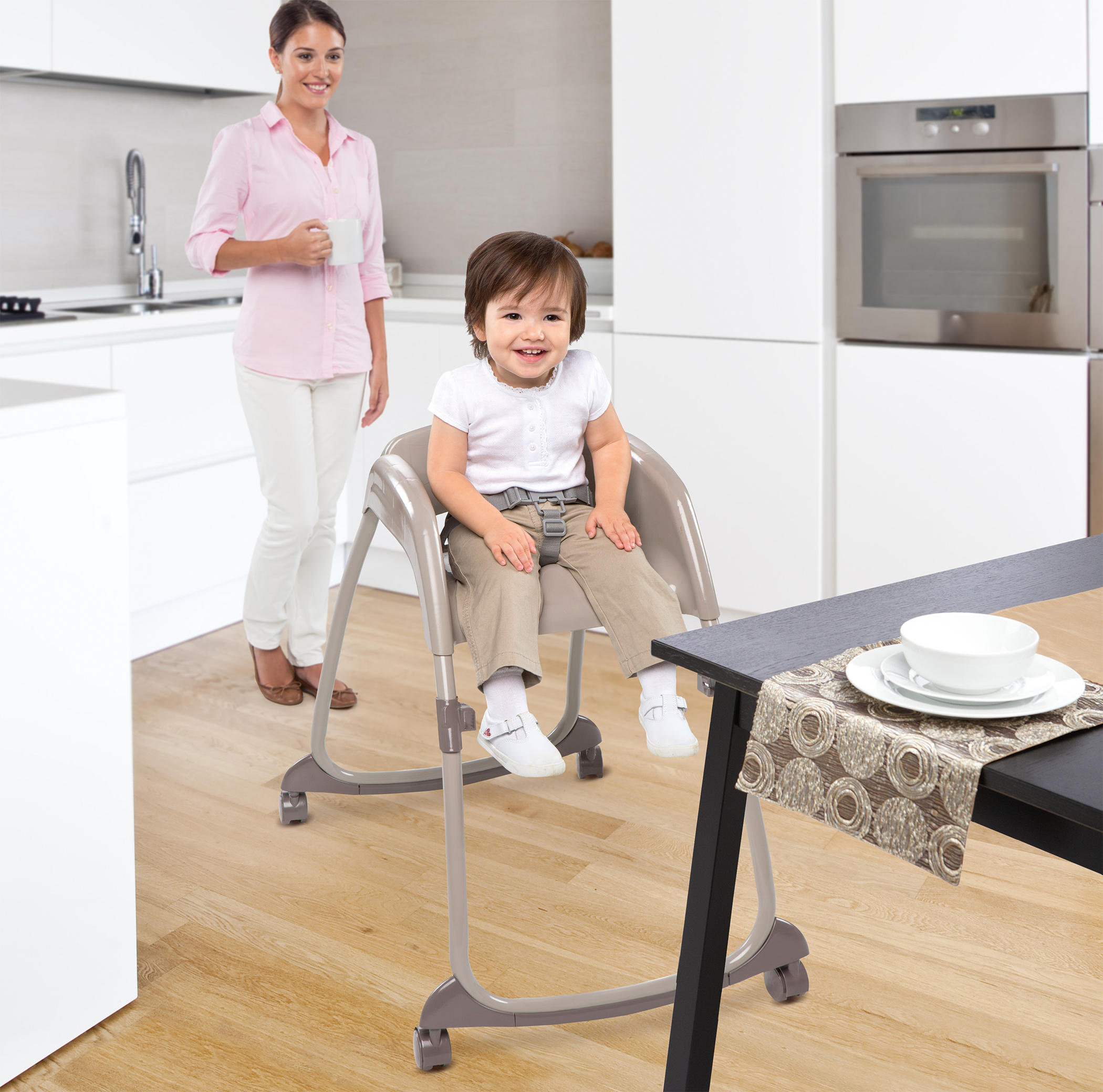 Trio 3-in-1 High Chair™ - Piper™