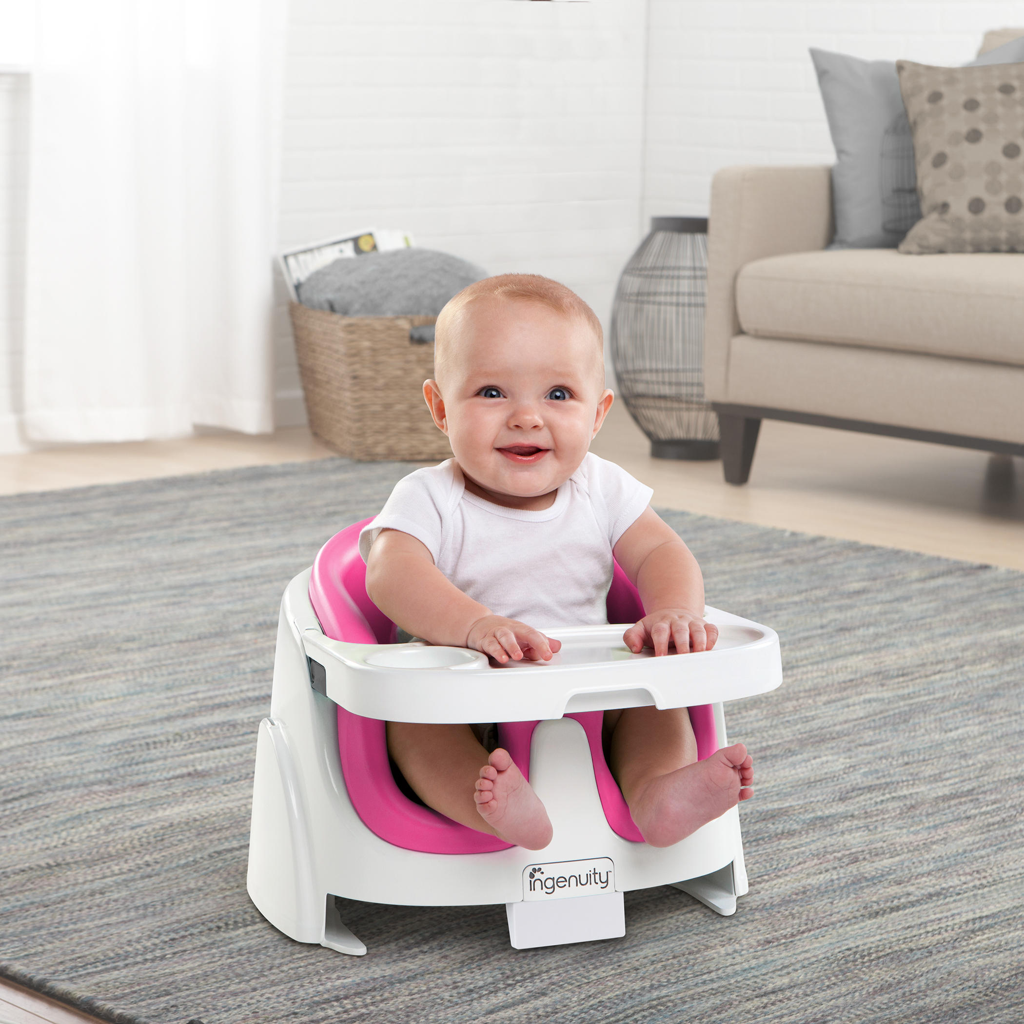 Baby Base 2-in-1™ Seat - Magenta